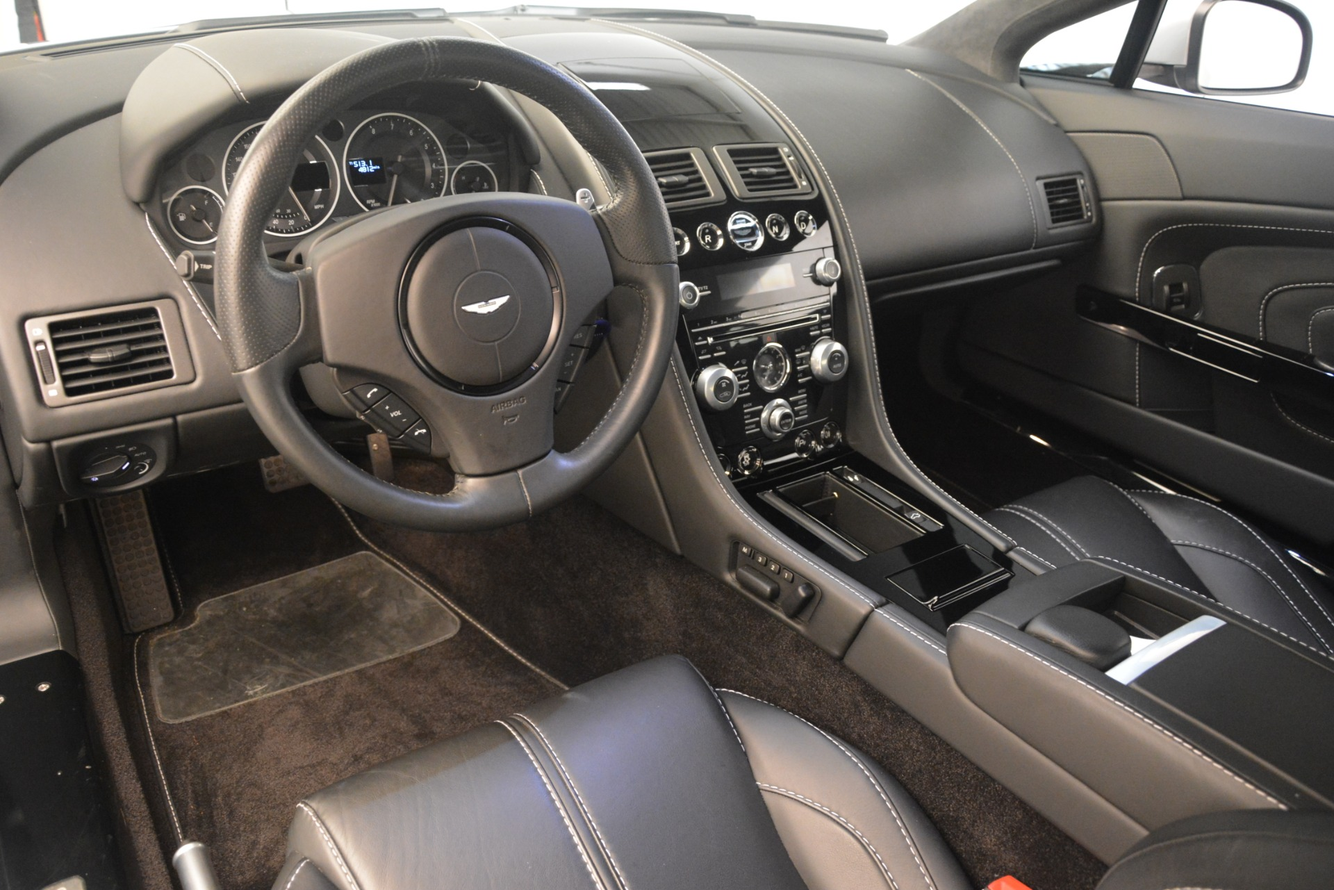 Used 2015 Aston Martin V12 Vantage S Coupe For Sale In Greenwich, CT 3206_p14