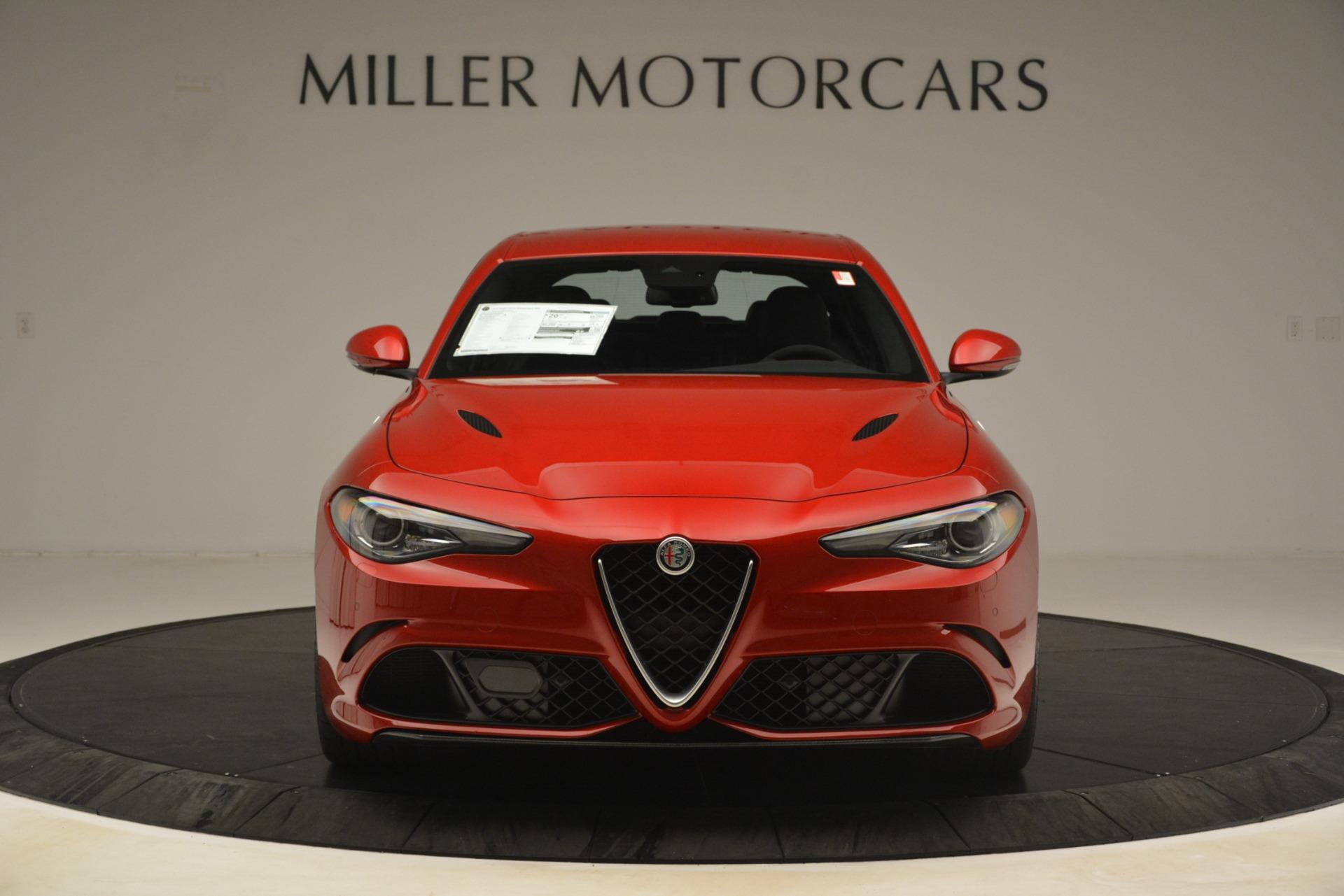 New 2019 Alfa Romeo Giulia Quadrifoglio For Sale In Greenwich, CT 3208_p12
