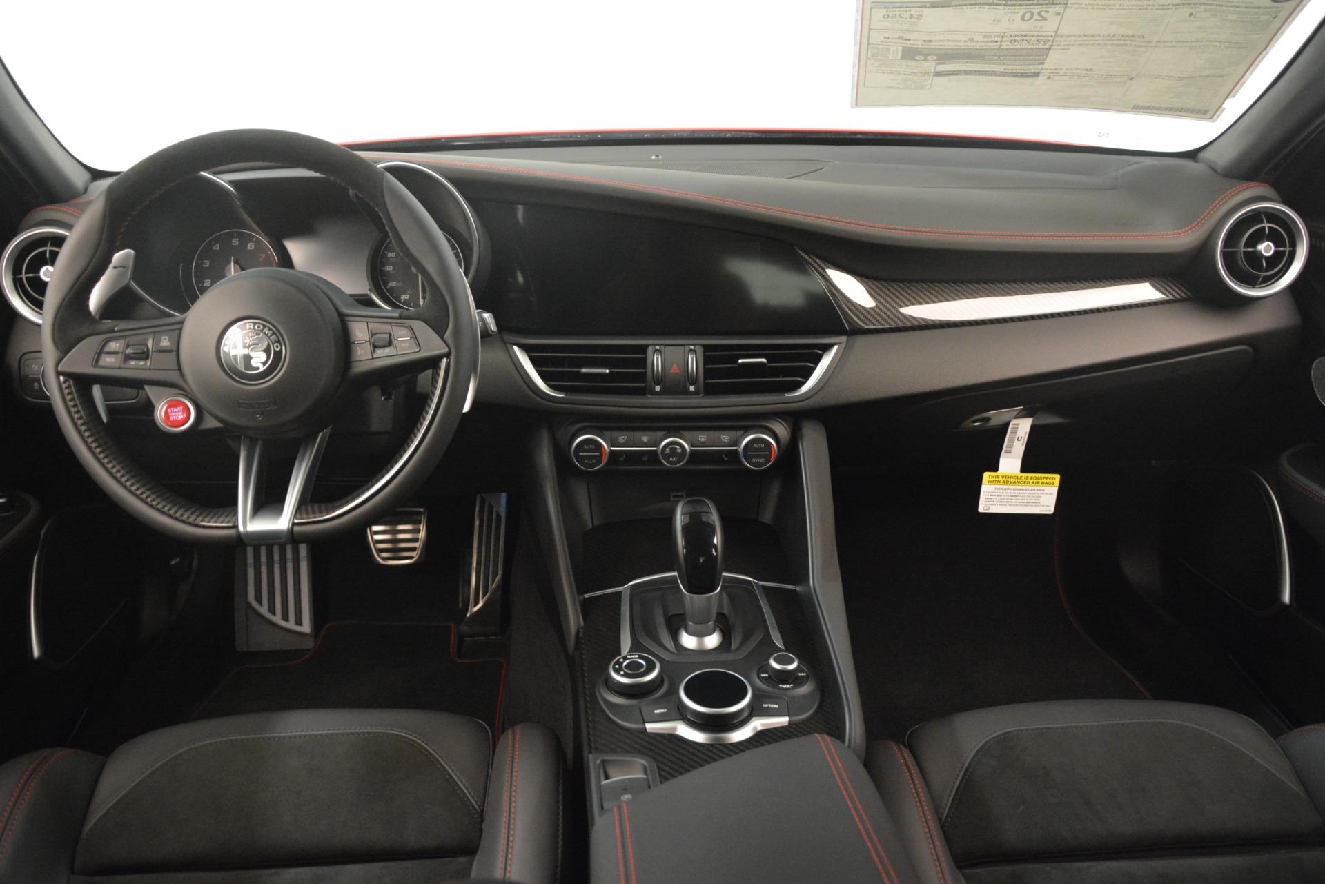 New 2019 Alfa Romeo Giulia Quadrifoglio For Sale In Greenwich, CT 3208_p17