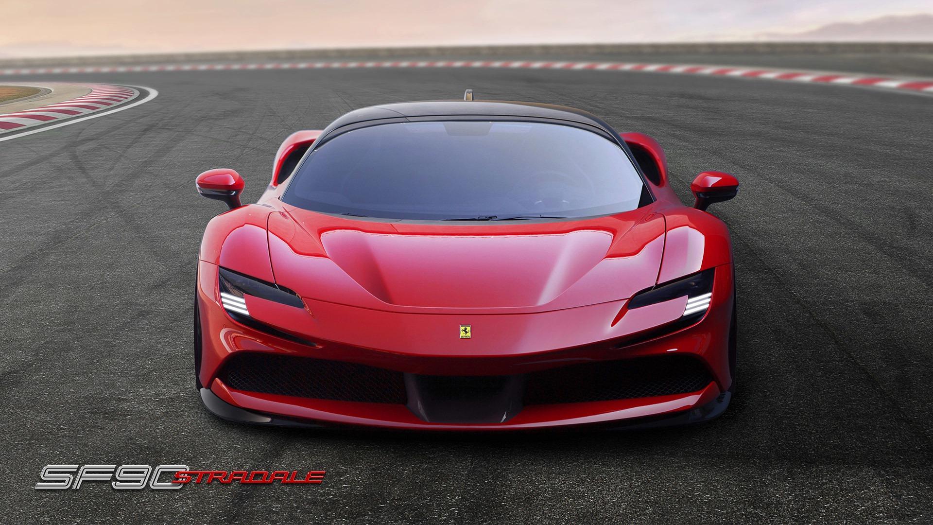 New 2020 Ferrari SF90 Stradale  For Sale In Greenwich, CT 3211_p2