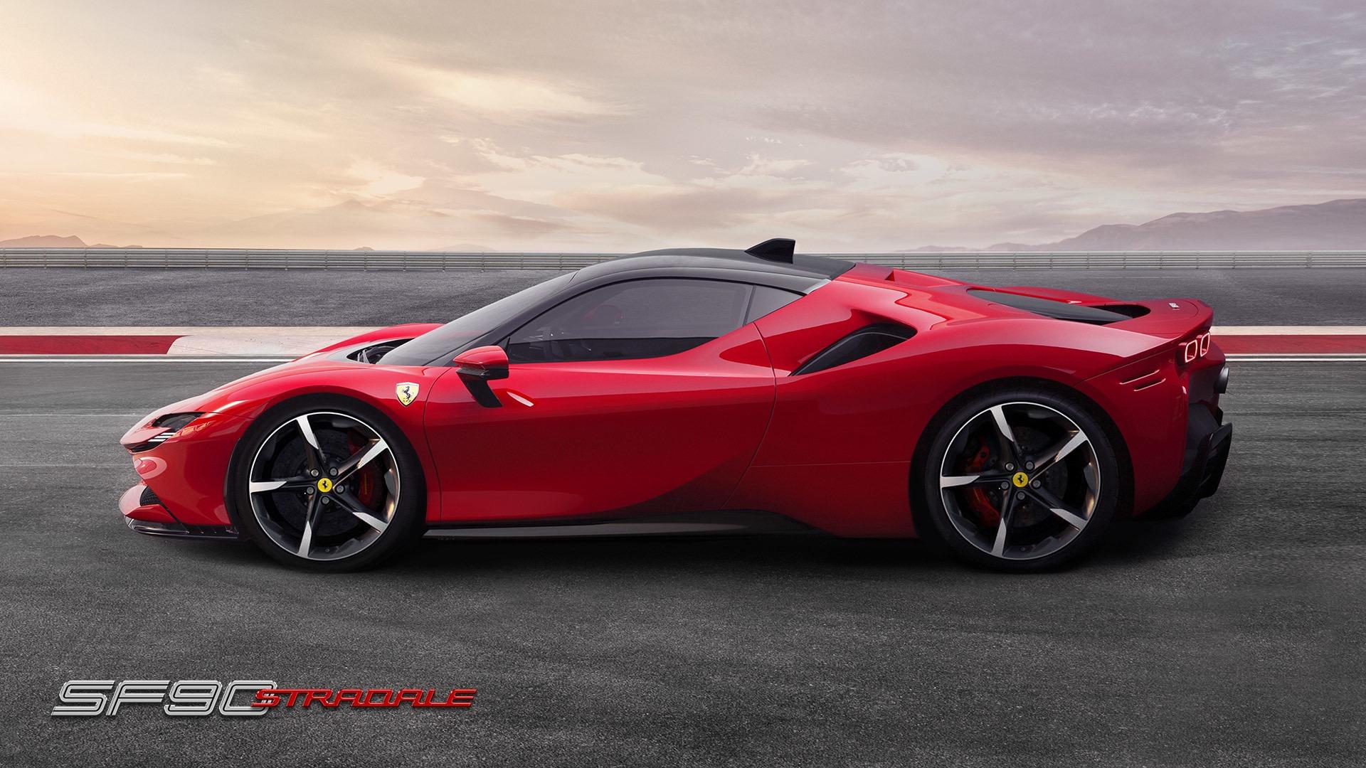 New 2020 Ferrari SF90 Stradale  For Sale In Greenwich, CT 3211_p3