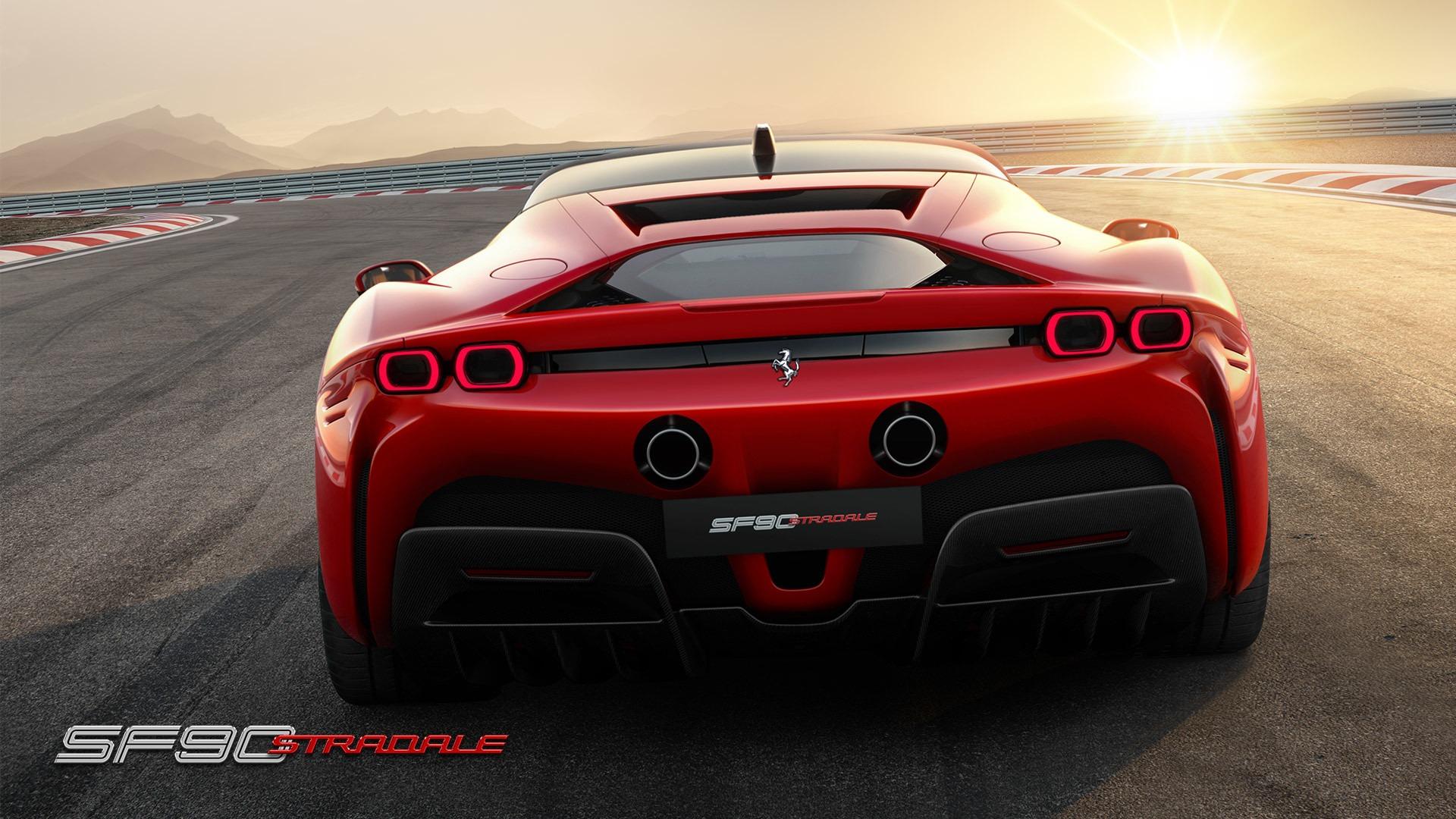 New 2020 Ferrari SF90 Stradale  For Sale In Greenwich, CT 3211_p5