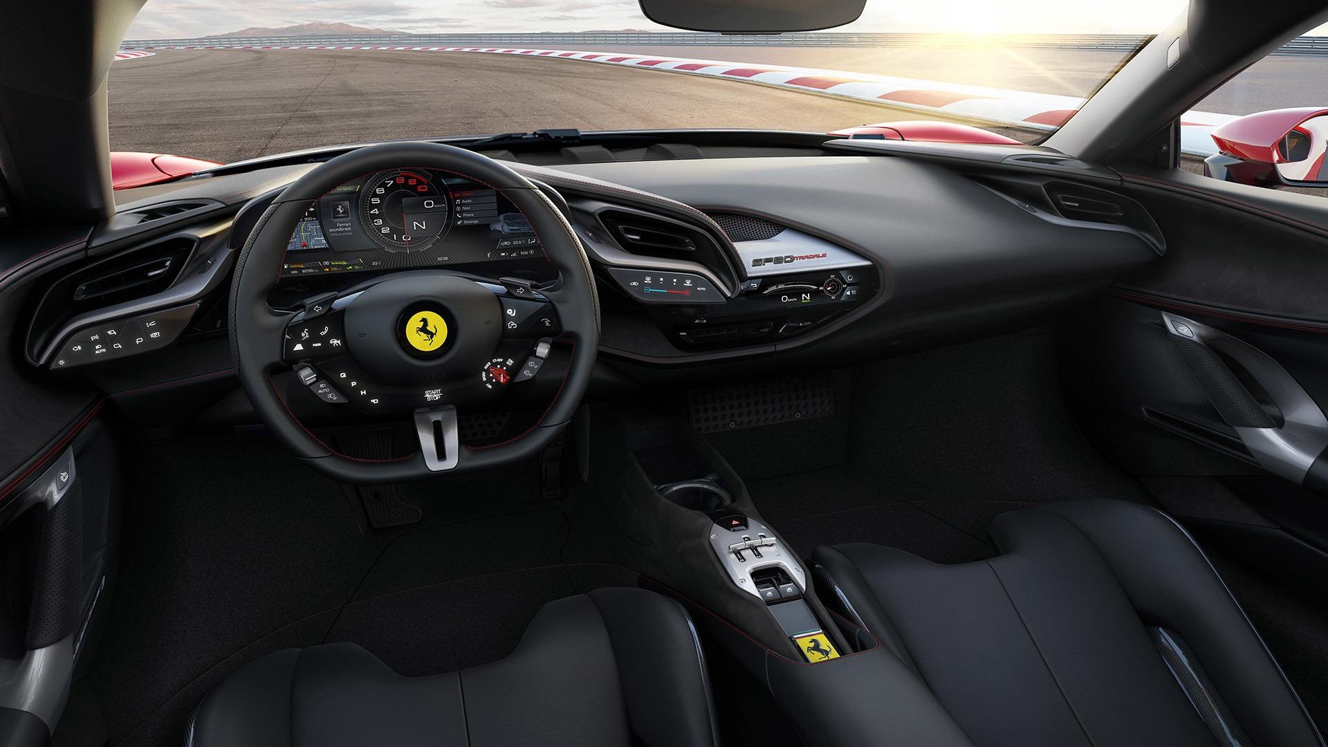 New 2020 Ferrari SF90 Stradale  For Sale In Greenwich, CT 3211_p7