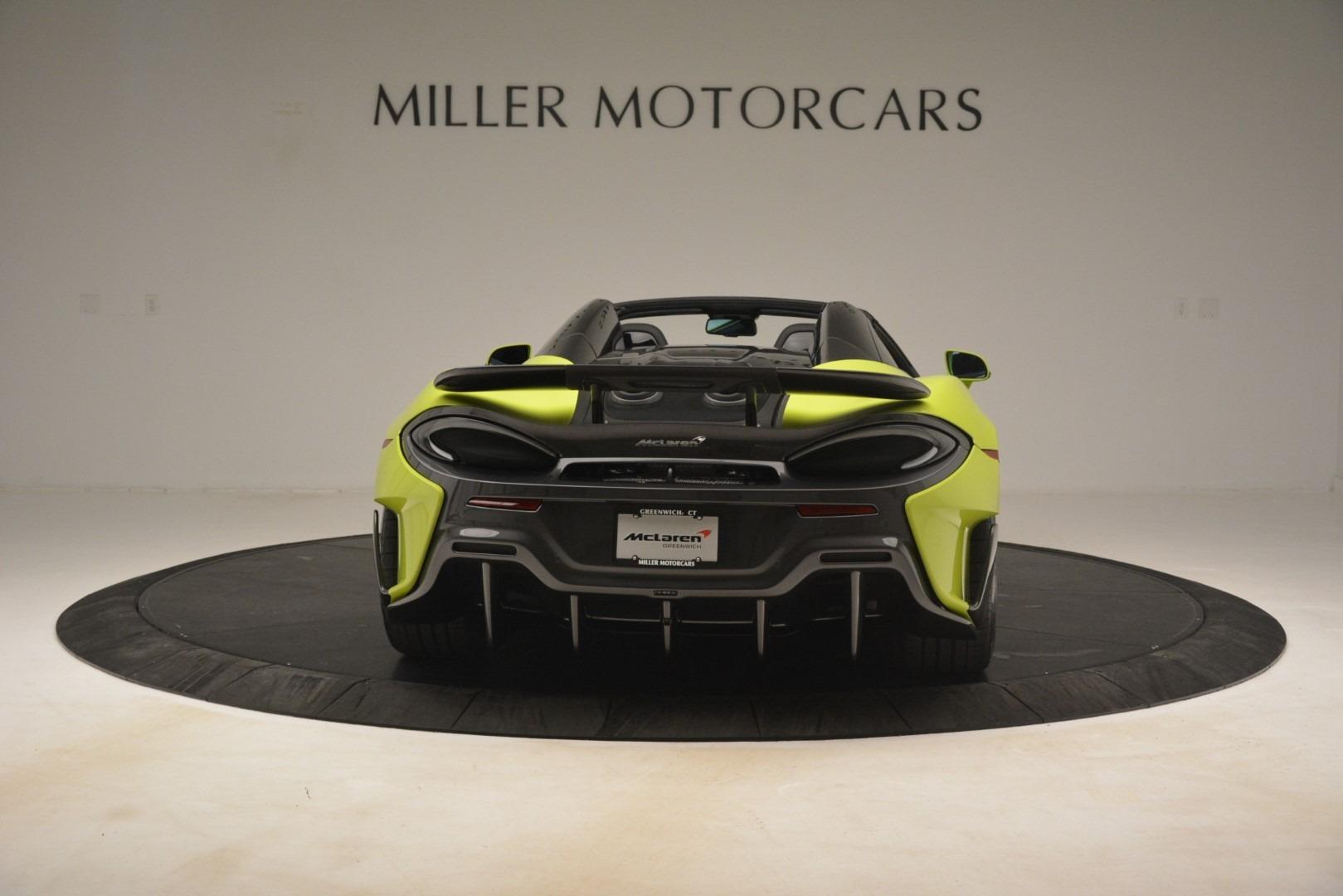 New 2020 McLaren 600LT SPIDER Convertible For Sale In Greenwich, CT 3213_p12