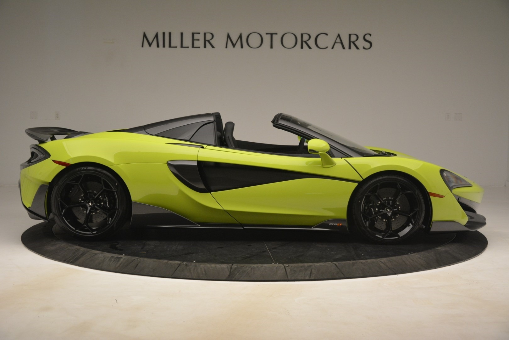 New 2020 McLaren 600LT Spider Convertible For Sale In Greenwich, CT 3213_p14