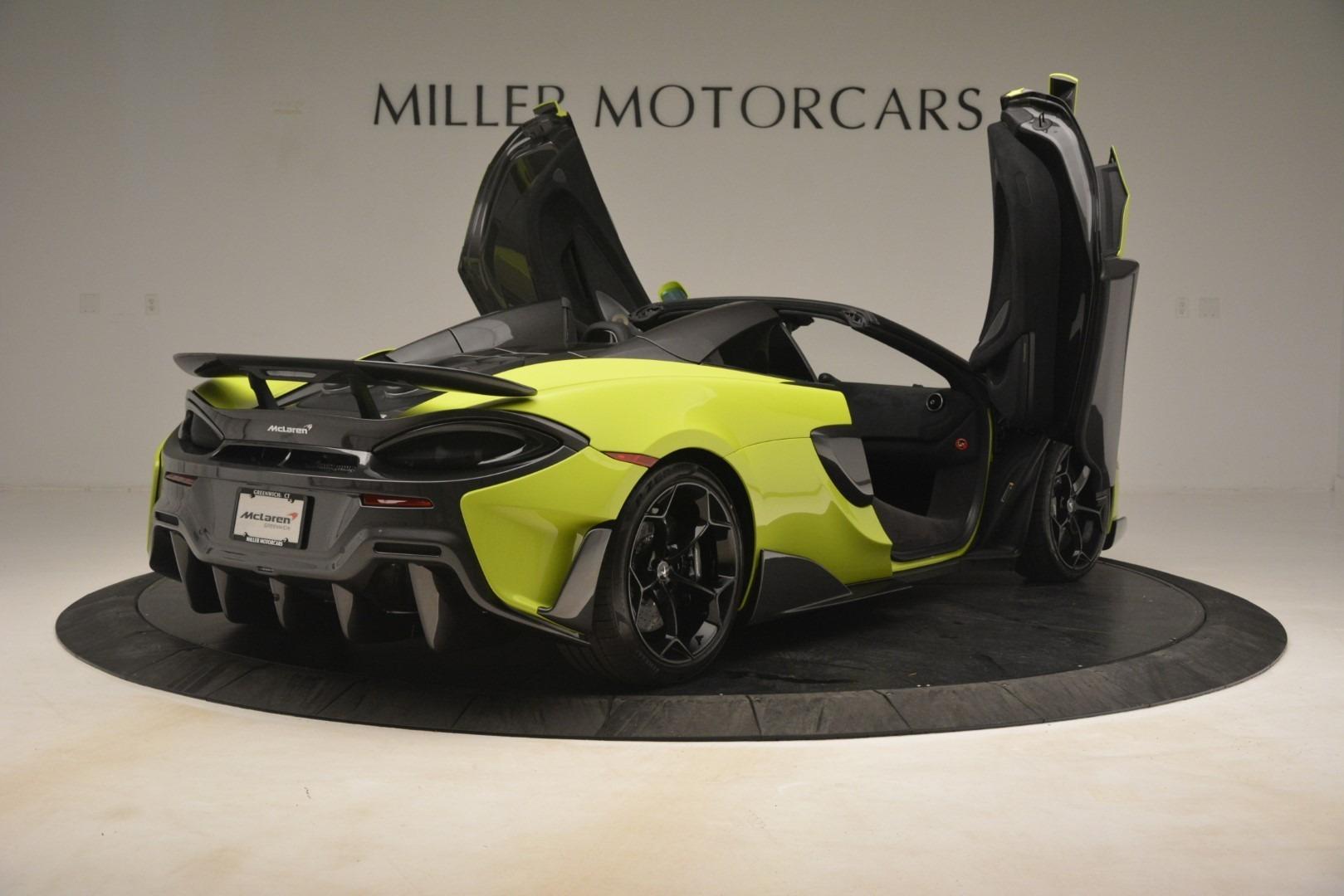 New 2020 McLaren 600LT SPIDER Convertible For Sale In Greenwich, CT 3213_p23