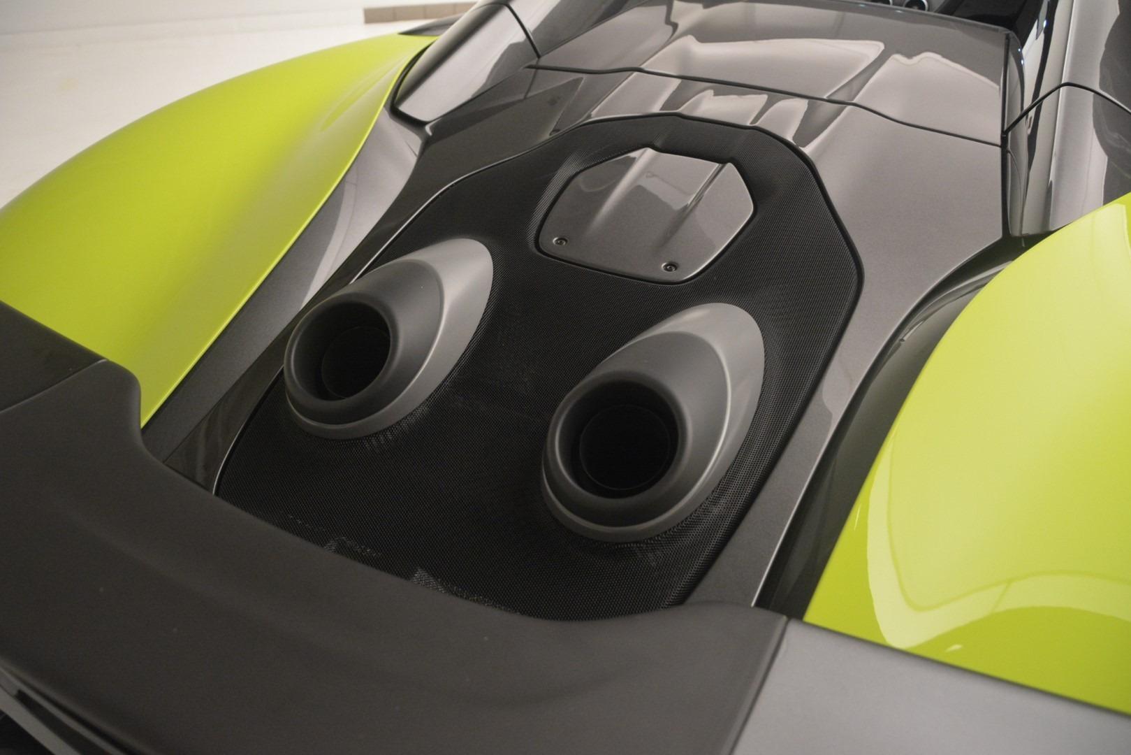 New 2020 McLaren 600LT Spider Convertible For Sale In Greenwich, CT 3213_p26