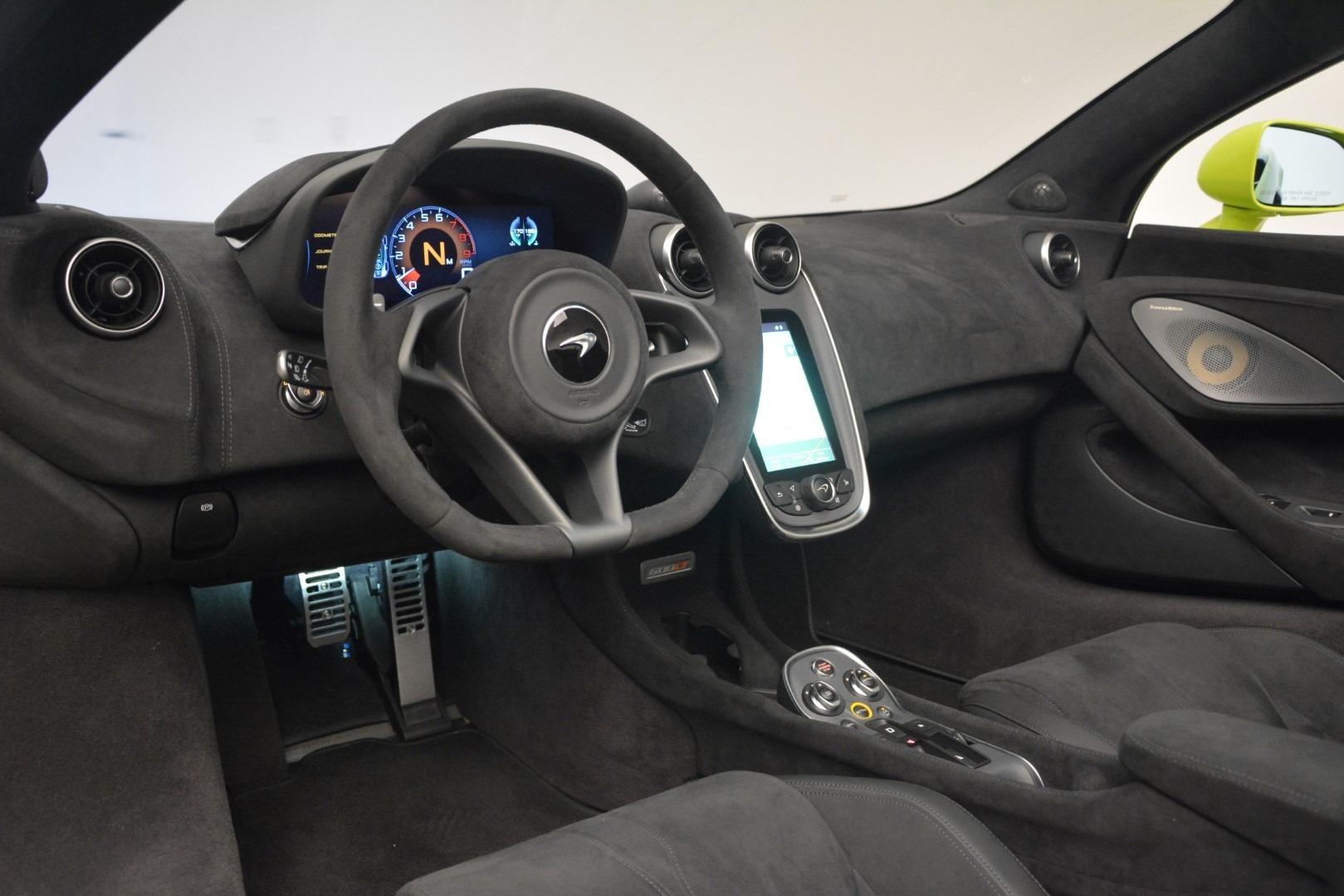New 2020 McLaren 600LT Spider Convertible For Sale In Greenwich, CT 3213_p29