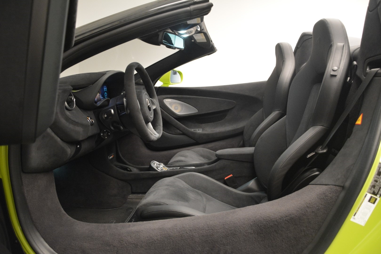 New 2020 McLaren 600LT SPIDER Convertible For Sale In Greenwich, CT 3213_p30
