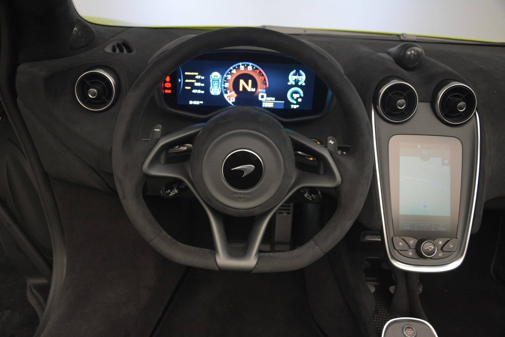 New 2020 McLaren 600LT Spider Convertible For Sale In Greenwich, CT 3213_p31