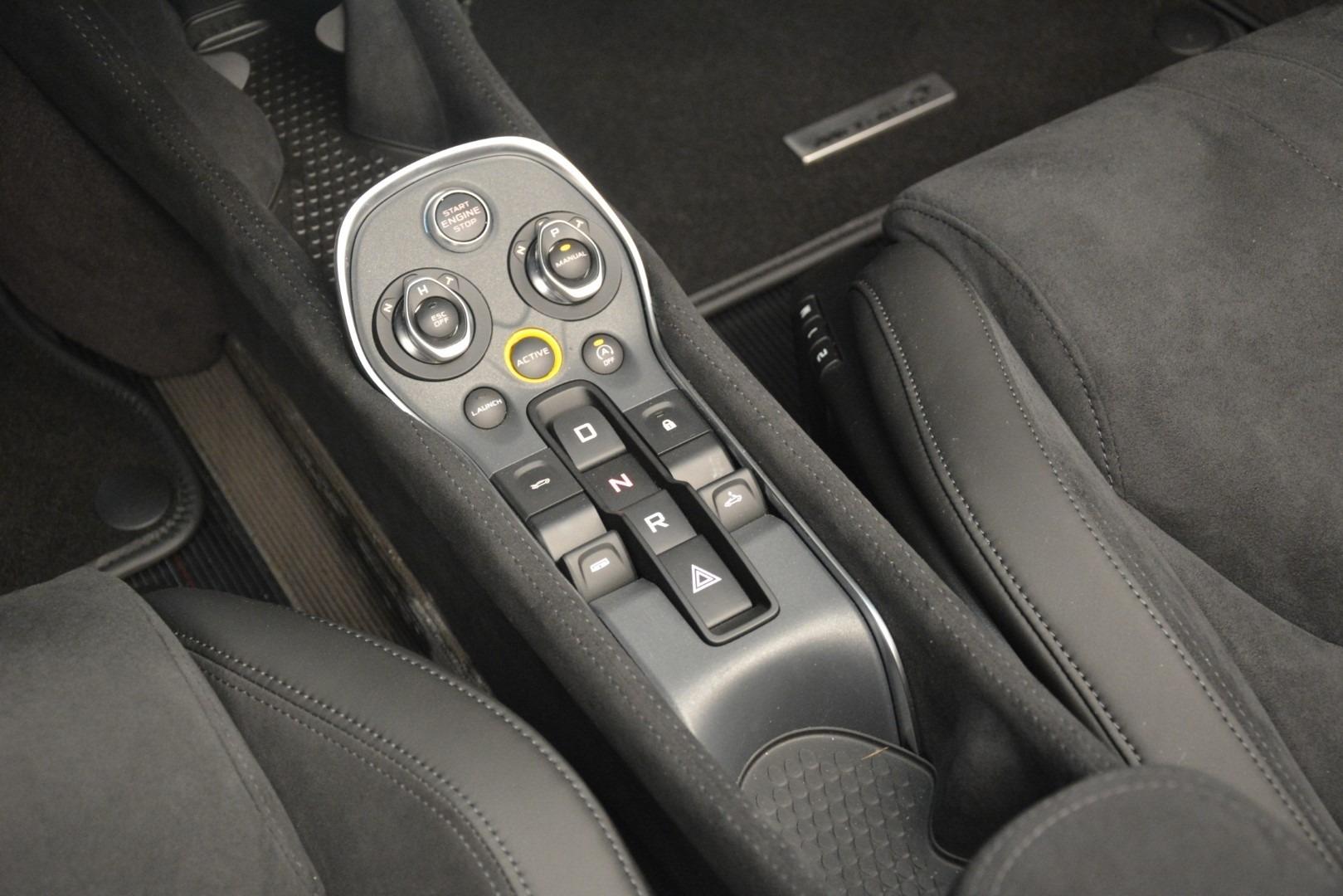 New 2020 McLaren 600LT Spider Convertible For Sale In Greenwich, CT 3213_p32