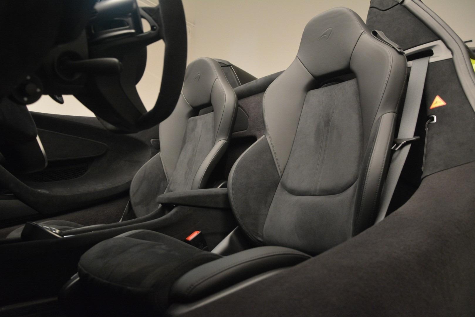 New 2020 McLaren 600LT SPIDER Convertible For Sale In Greenwich, CT 3213_p33