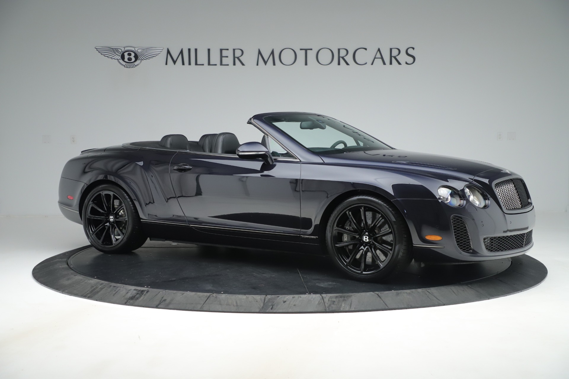 Used 2012 Bentley Continental Supersports Supersports For Sale In Greenwich, CT 3214_p10