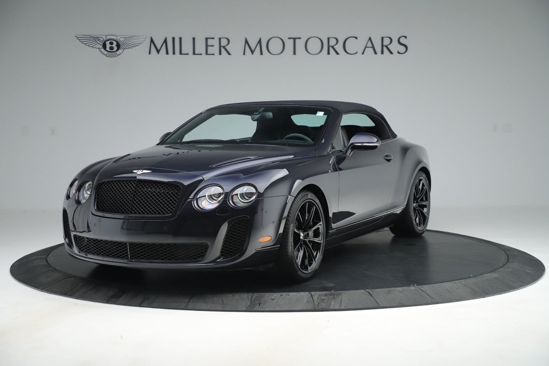Used 2012 Bentley Continental GT Supersports For Sale In Greenwich, CT 3214_p13