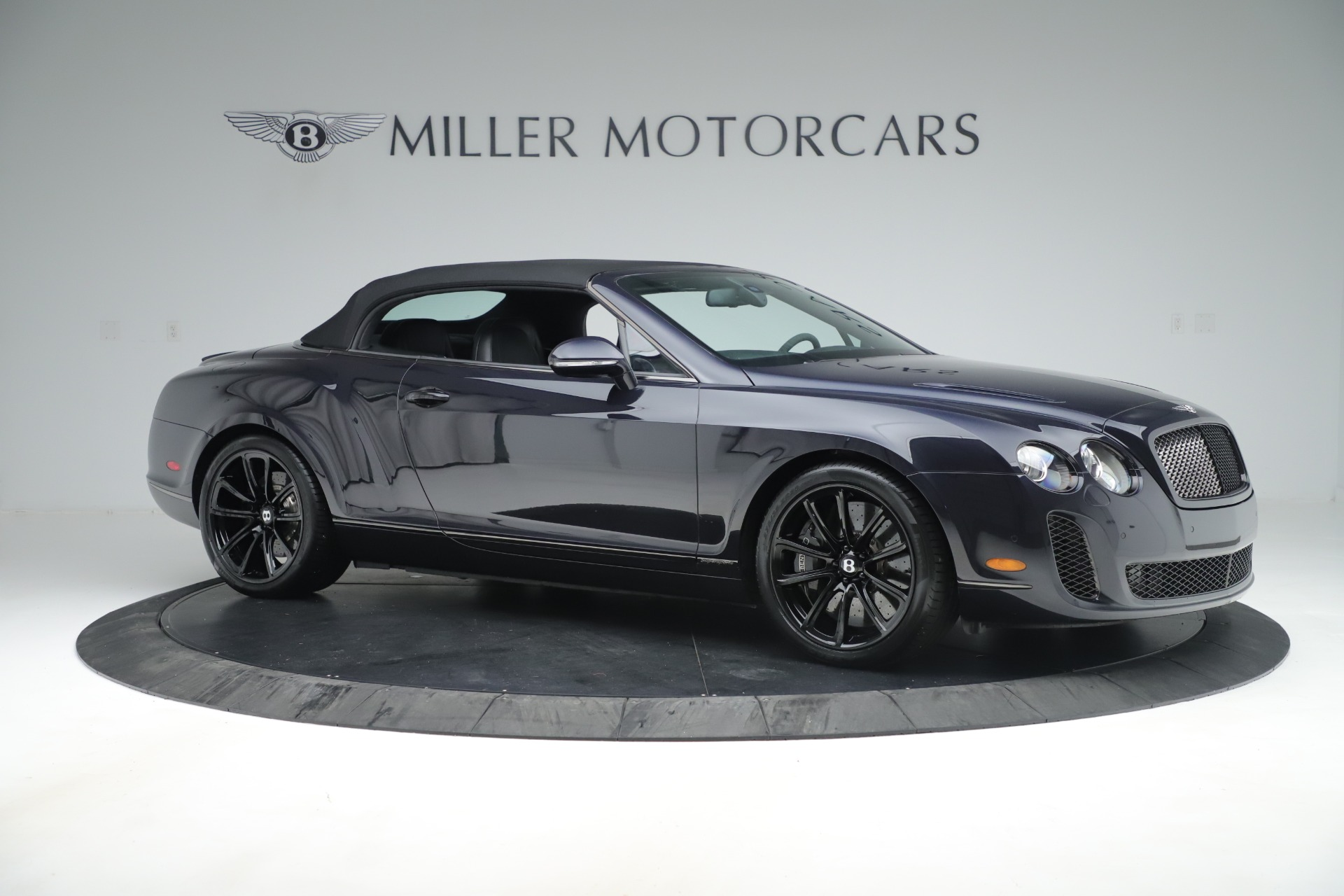 Used 2012 Bentley Continental GT Supersports For Sale In Greenwich, CT 3214_p18