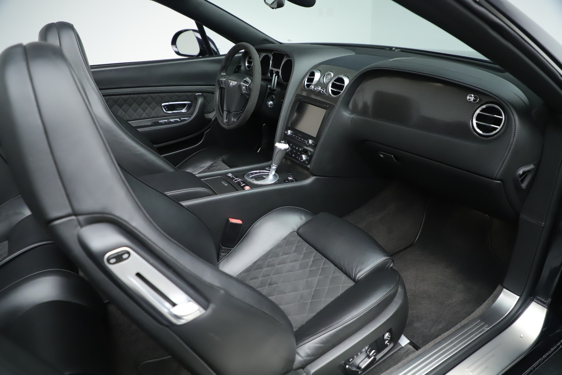 Used 2012 Bentley Continental GT Supersports For Sale In Greenwich, CT 3214_p28