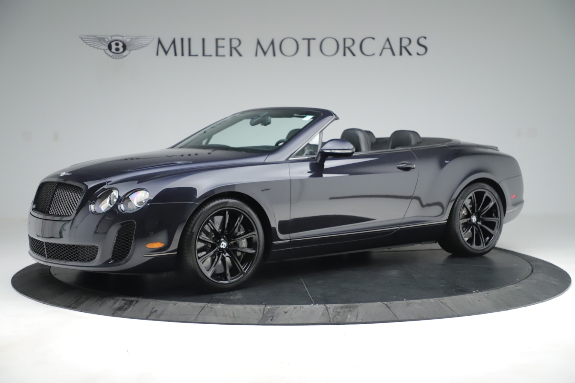Used 2012 Bentley Continental GT Supersports For Sale In Greenwich, CT 3214_p2