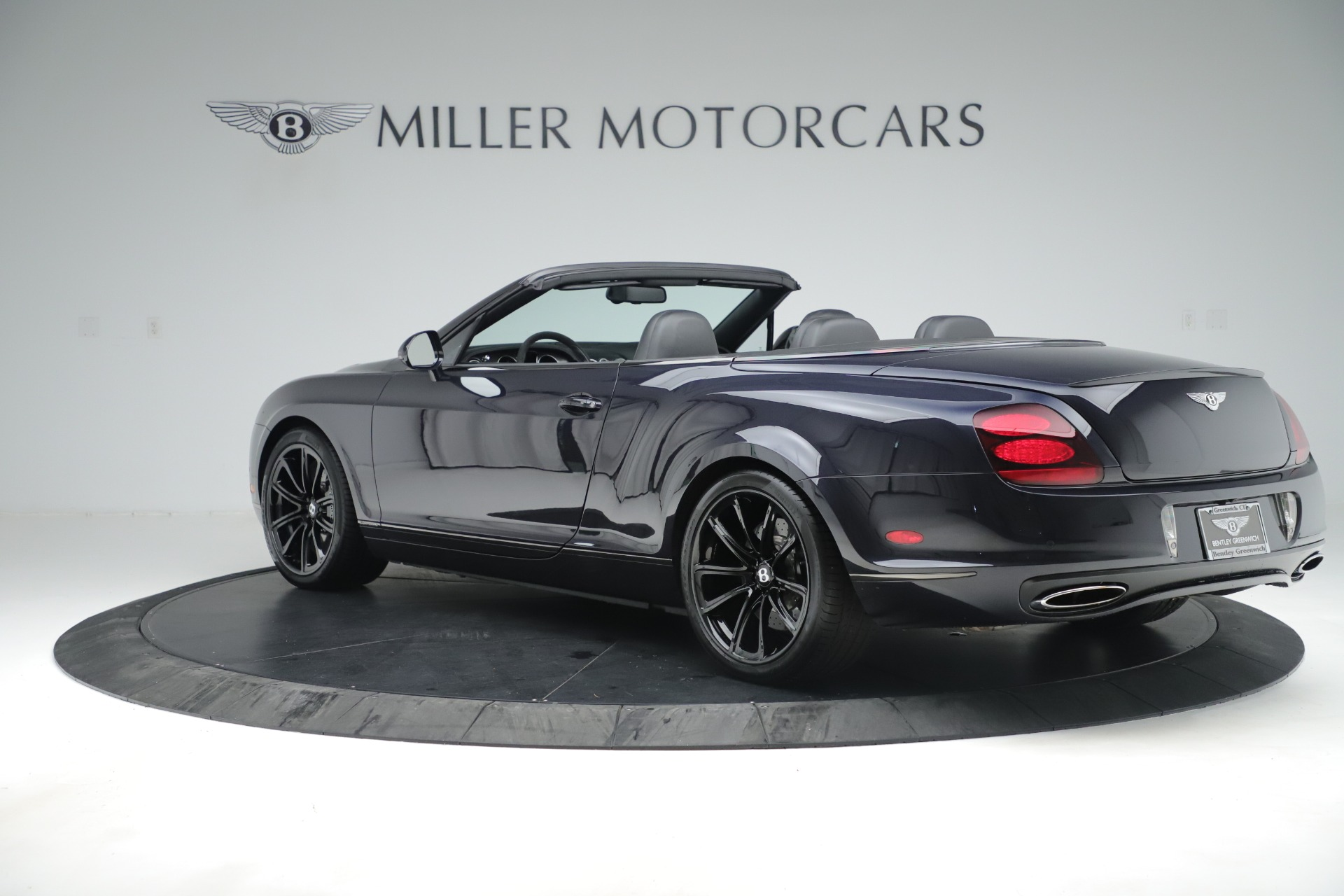 Used 2012 Bentley Continental GT Supersports For Sale In Greenwich, CT 3214_p4