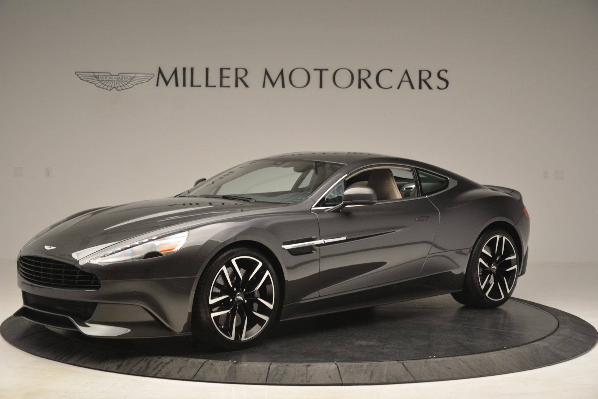 Used 2016 Aston Martin Vanquish Coupe For Sale In Greenwich, CT