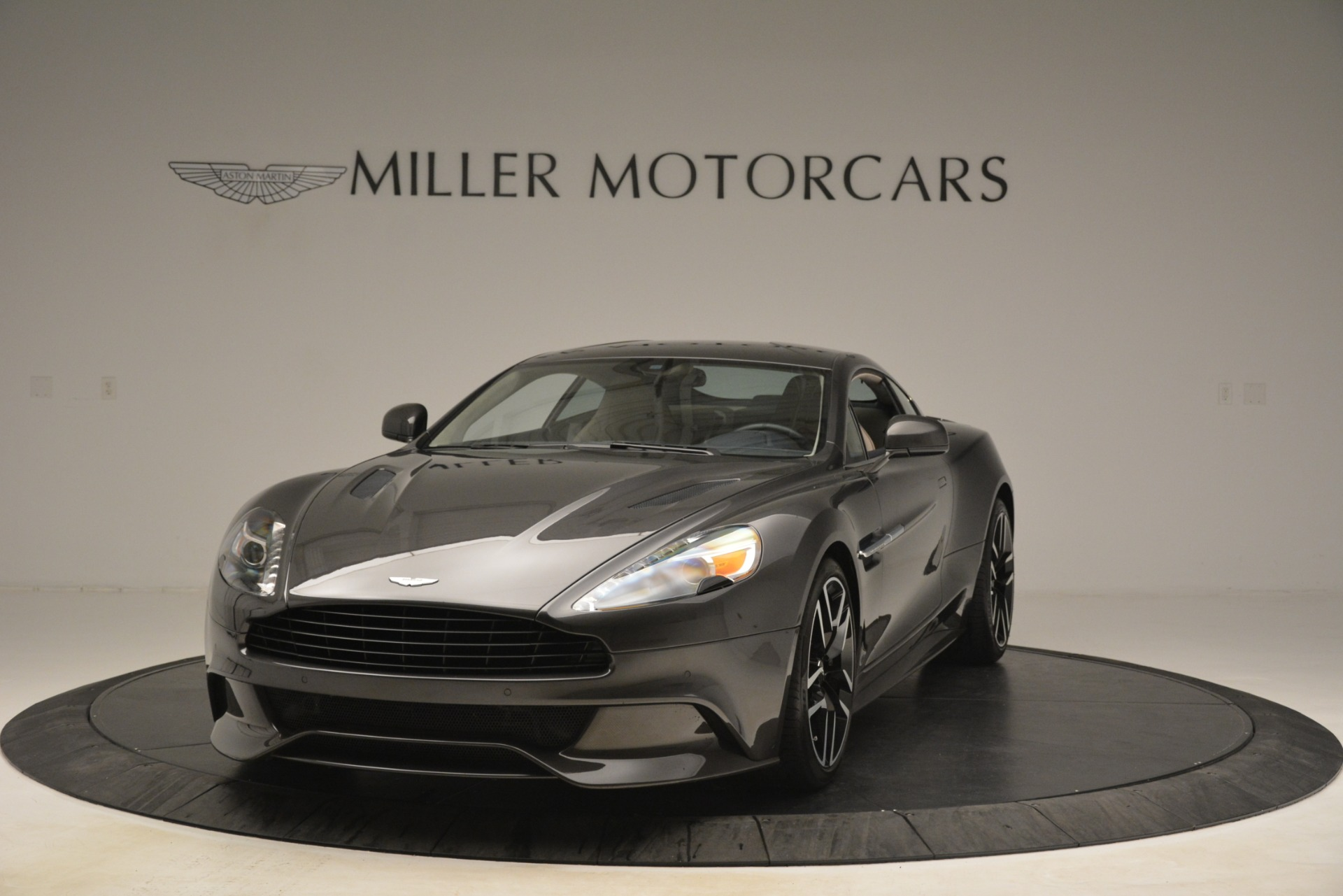 Used 2016 Aston Martin Vanquish Coupe For Sale In Greenwich, CT 3215_p2
