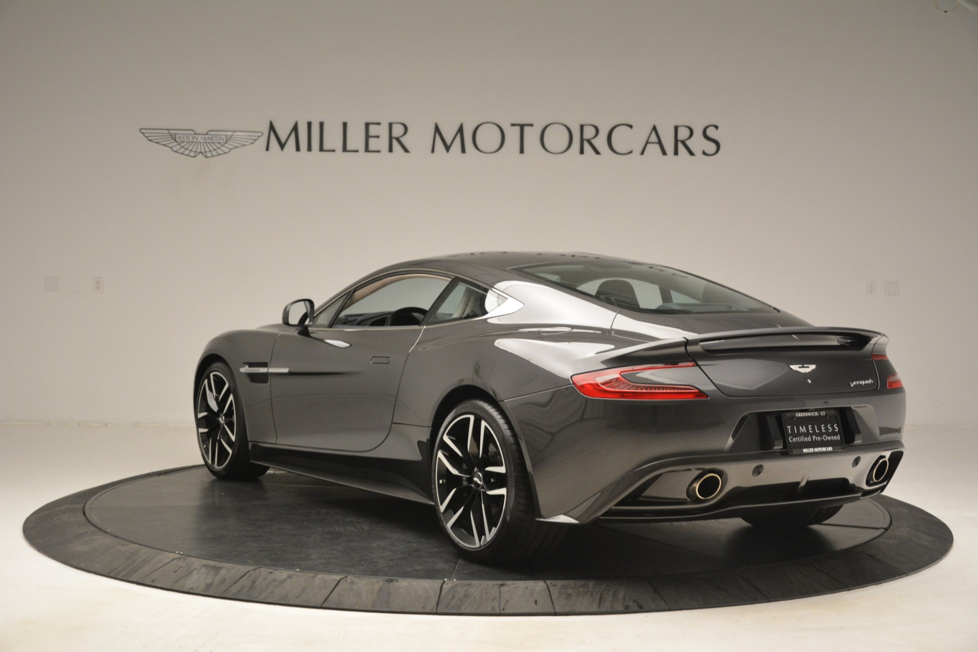 Used 2016 Aston Martin Vanquish Coupe For Sale In Greenwich, CT 3215_p5