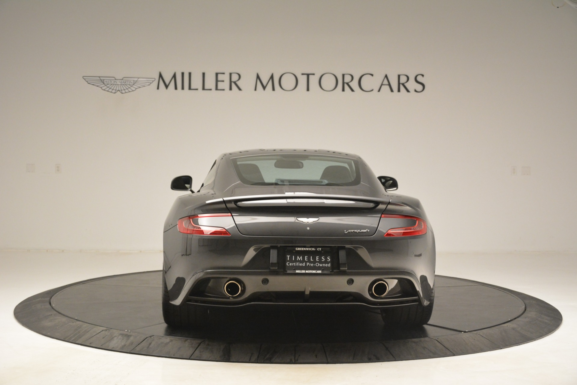 Used 2016 Aston Martin Vanquish Coupe For Sale In Greenwich, CT 3215_p6