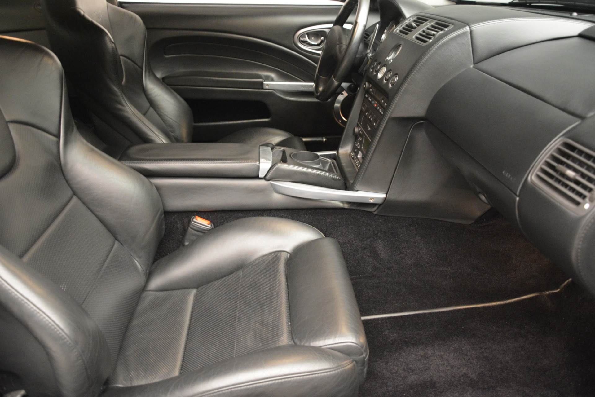 Used 2005 Aston Martin V12 Vanquish S Coupe For Sale In Greenwich, CT 3218_p21