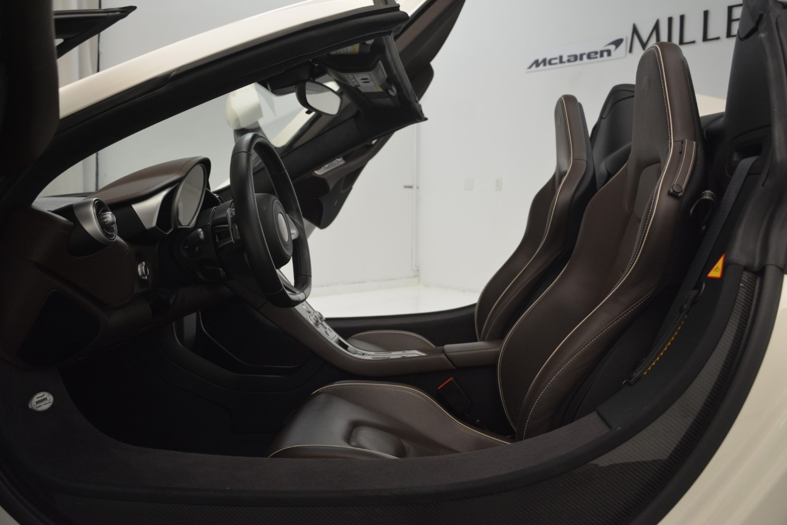 Used 2015 McLaren 650S Convertible For Sale In Greenwich, CT 3219_p21