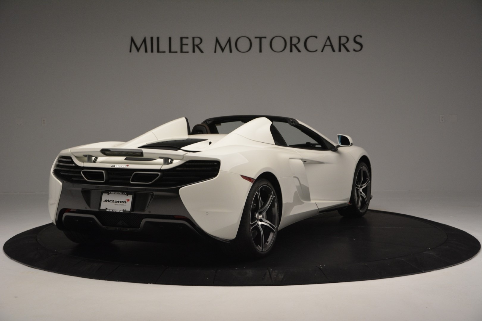 Used 2015 McLaren 650S Convertible For Sale In Greenwich, CT 3219_p6