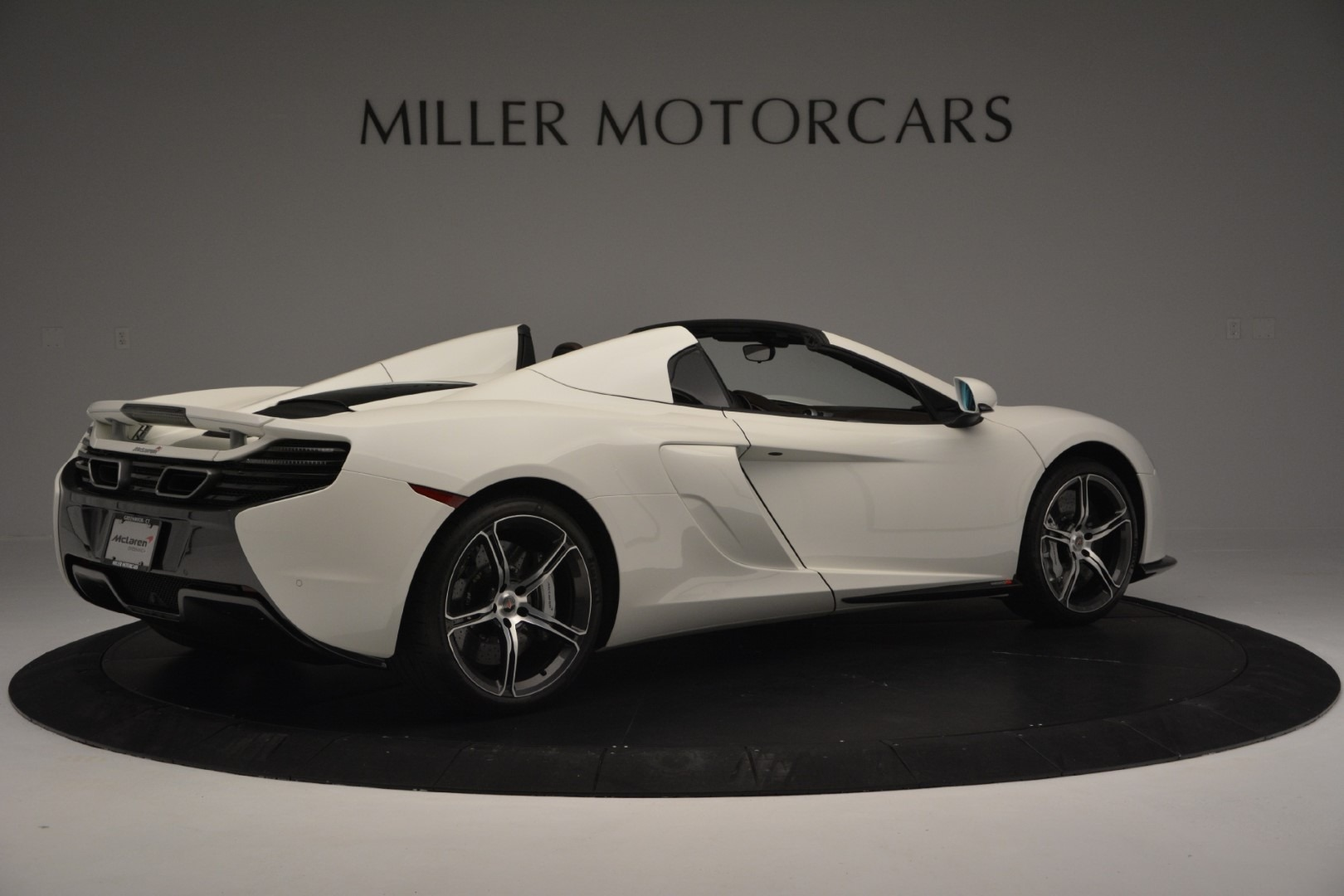 Used 2015 McLaren 650S Convertible For Sale In Greenwich, CT 3219_p7