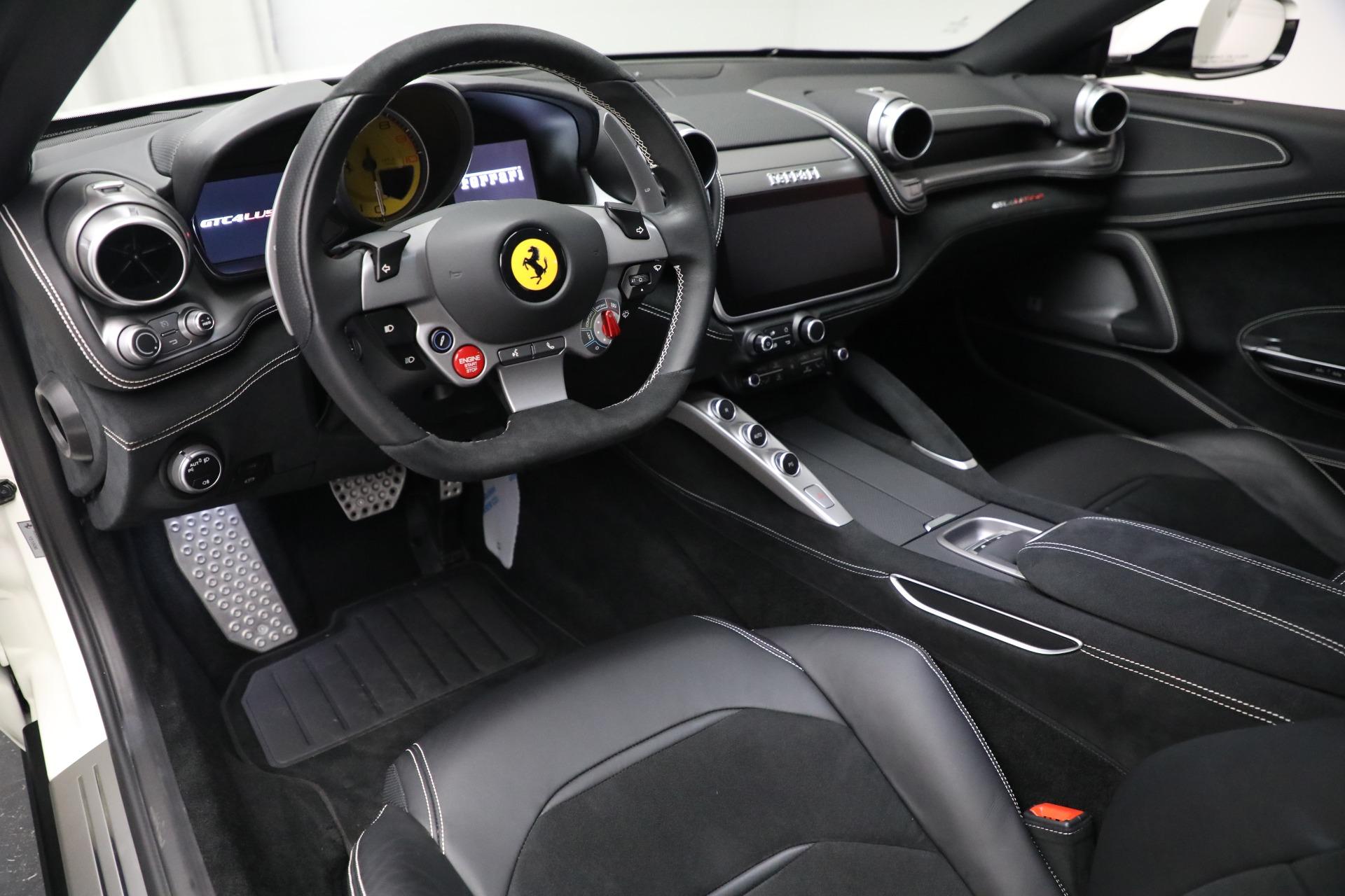 Used 2018 Ferrari GTC4Lusso  For Sale In Greenwich, CT 3221_p13