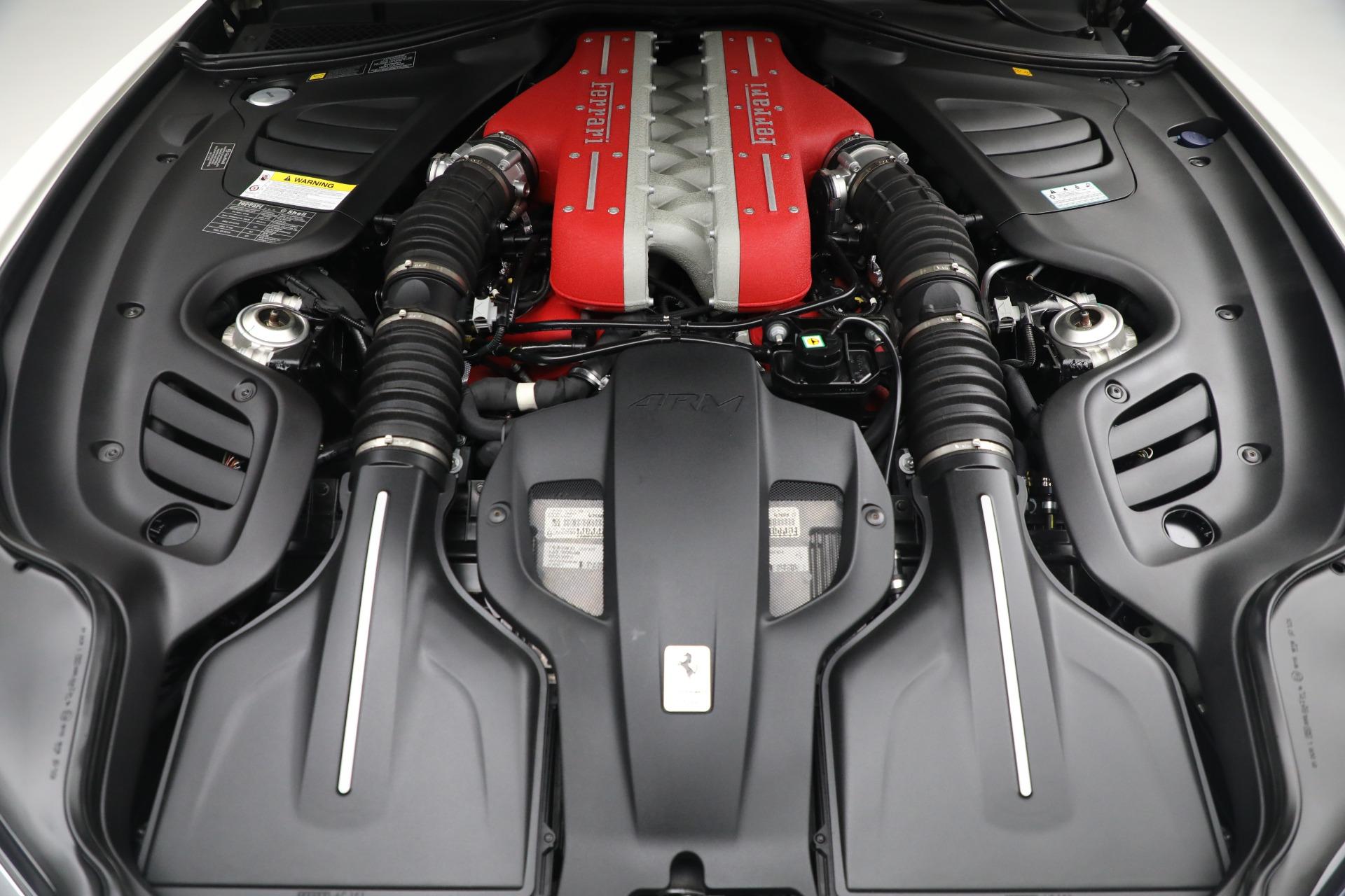 Used 2018 Ferrari GTC4Lusso  For Sale In Greenwich, CT 3221_p21