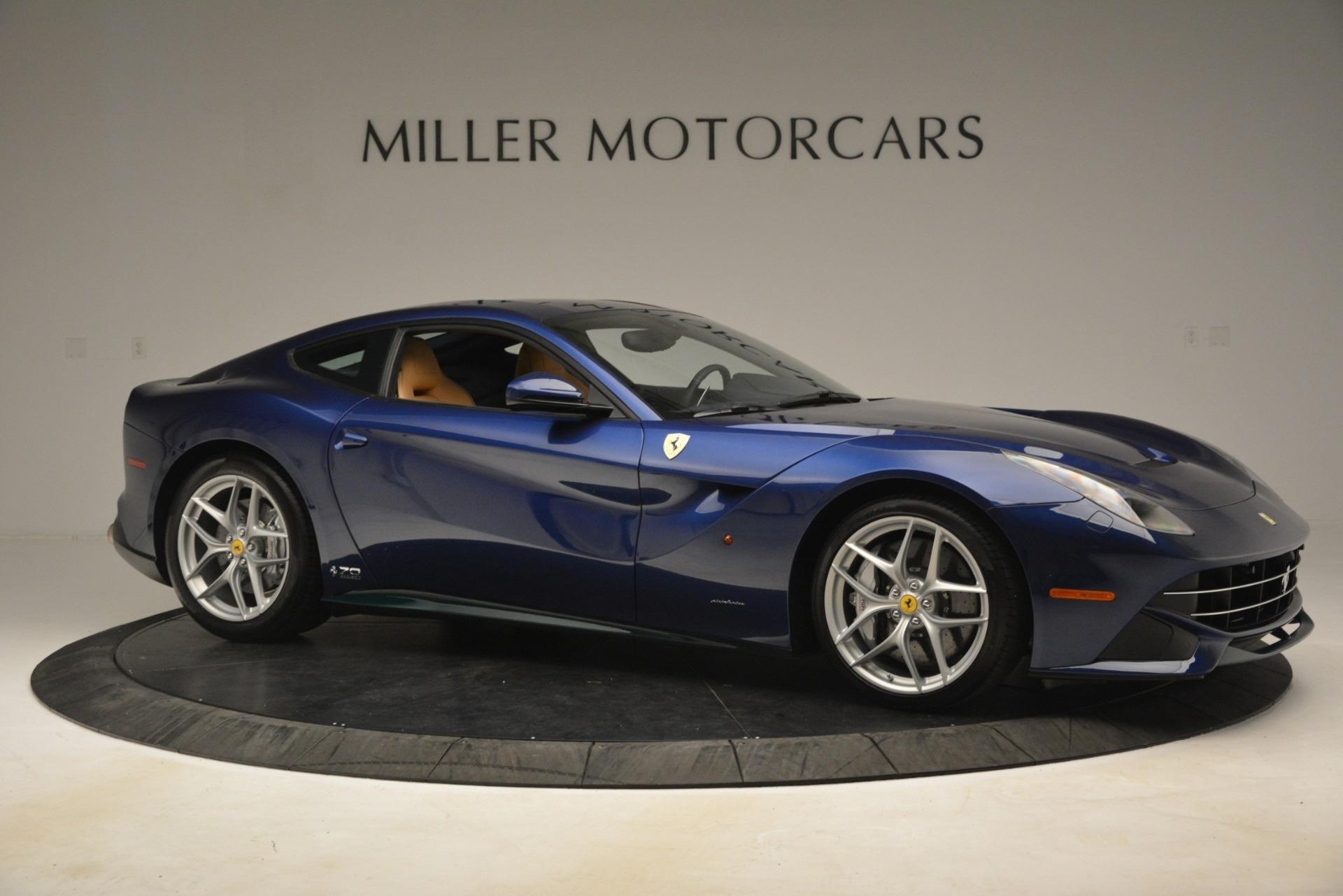 Used 2017 Ferrari F12 Berlinetta  For Sale In Greenwich, CT 3222_p11