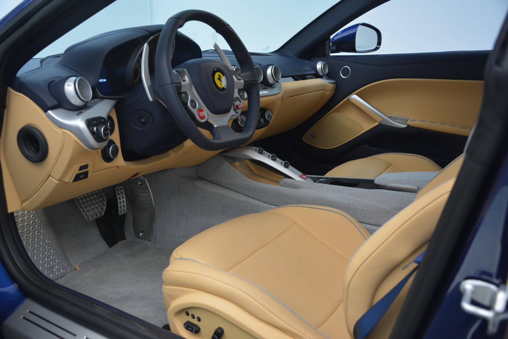 Used 2017 Ferrari F12 Berlinetta  For Sale In Greenwich, CT 3222_p13