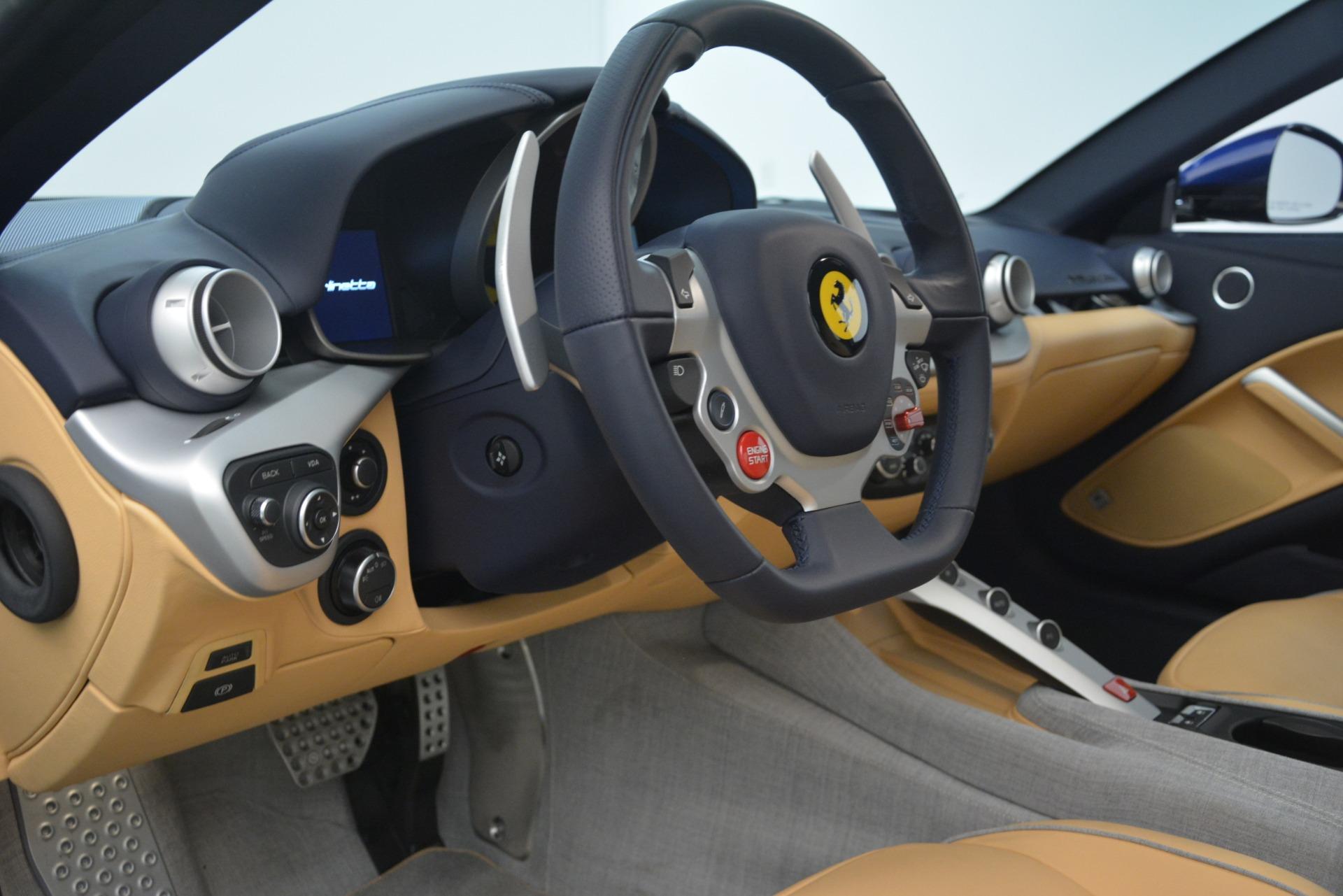 Used 2017 Ferrari F12 Berlinetta  For Sale In Greenwich, CT 3222_p16