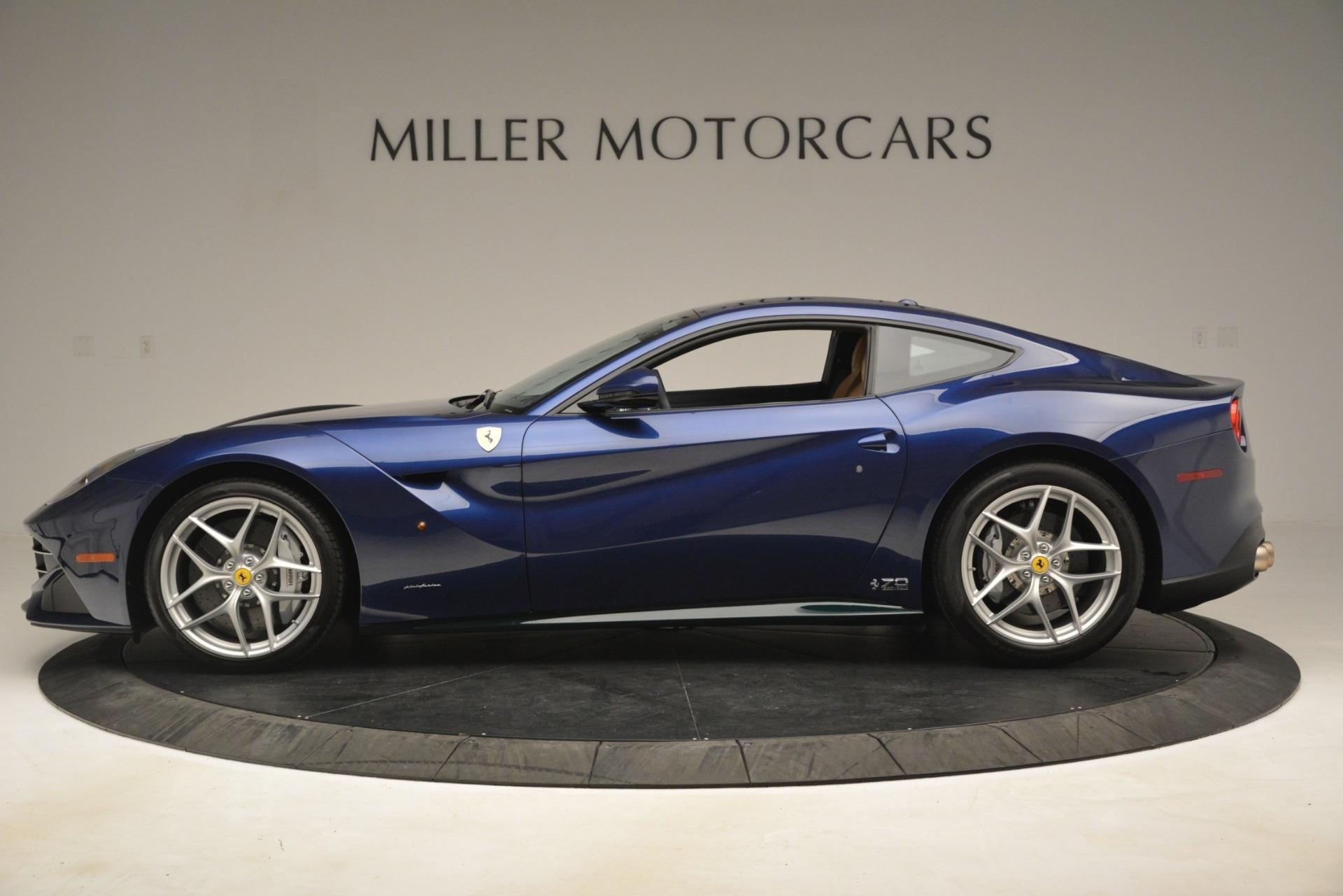 Used 2017 Ferrari F12 Berlinetta  For Sale In Greenwich, CT 3222_p3