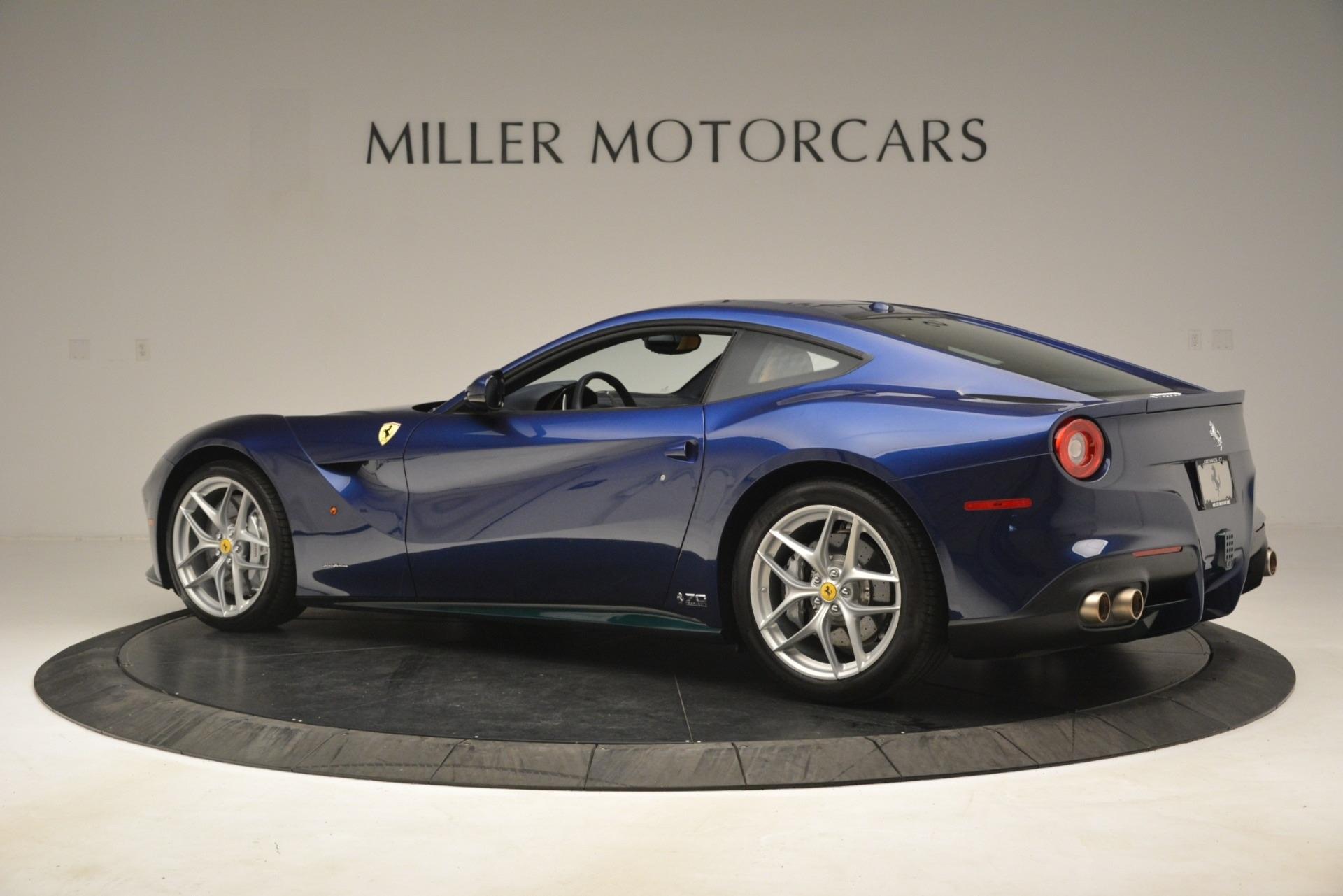 Used 2017 Ferrari F12 Berlinetta  For Sale In Greenwich, CT 3222_p4
