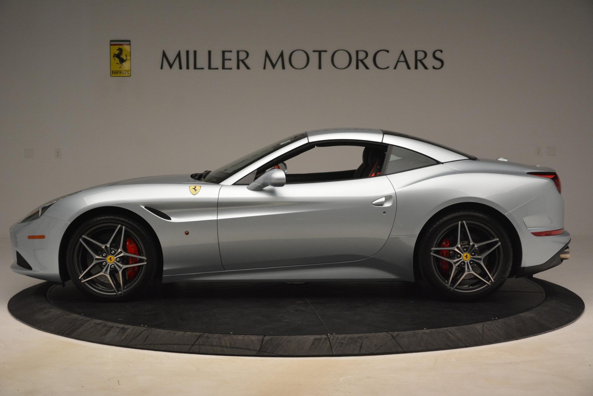 Used 2016 Ferrari California T  For Sale In Greenwich, CT 3224_p16
