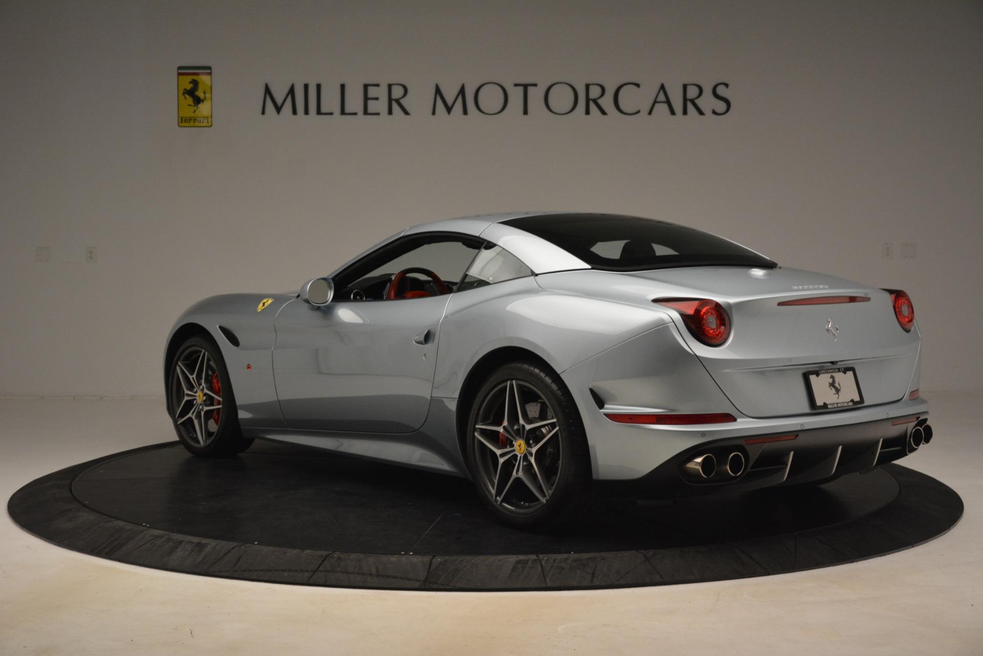 Used 2016 Ferrari California T  For Sale In Greenwich, CT 3224_p17