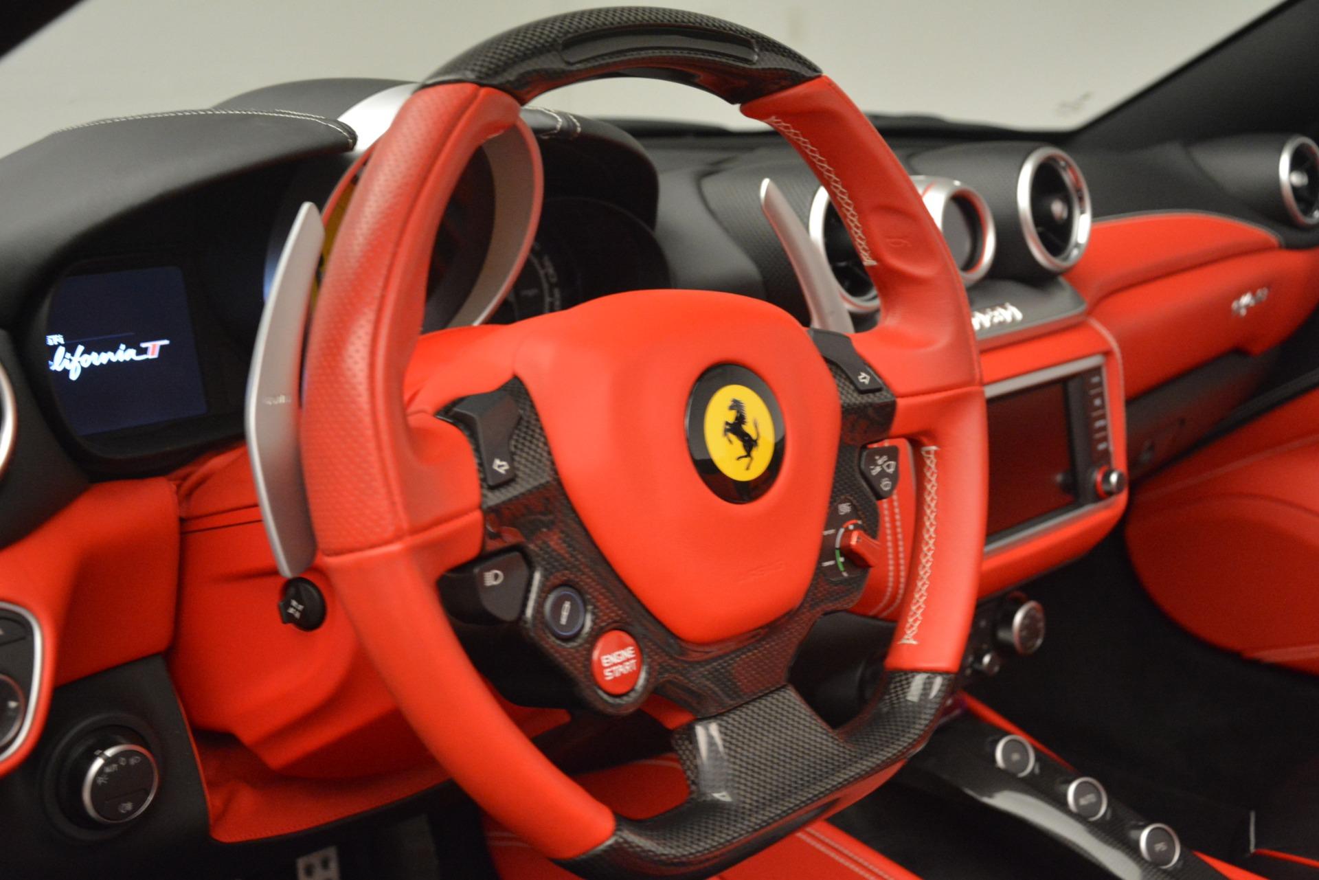 Used 2016 Ferrari California T  For Sale In Greenwich, CT 3224_p22