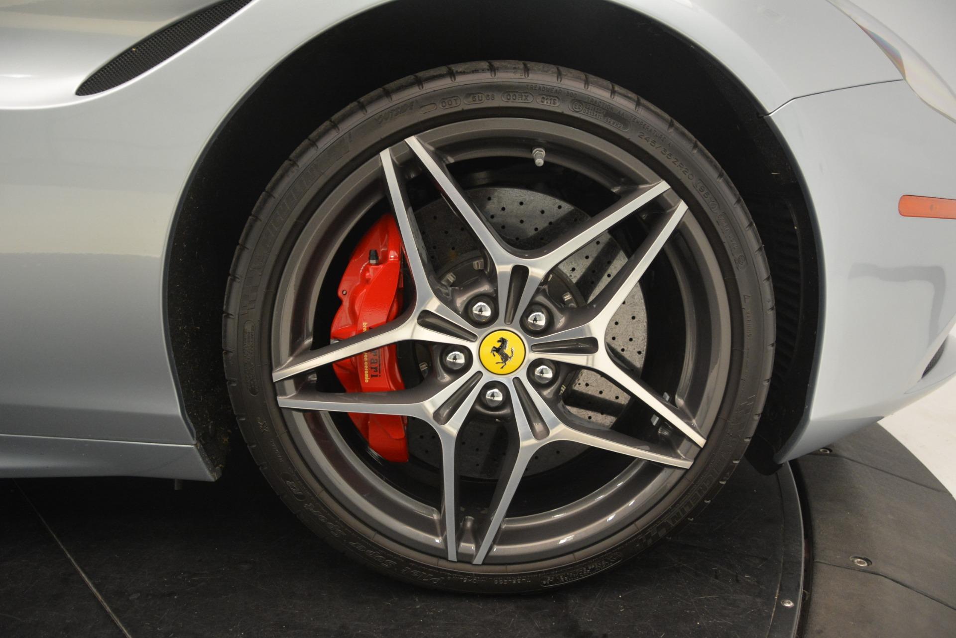 Used 2016 Ferrari California T  For Sale In Greenwich, CT 3224_p28