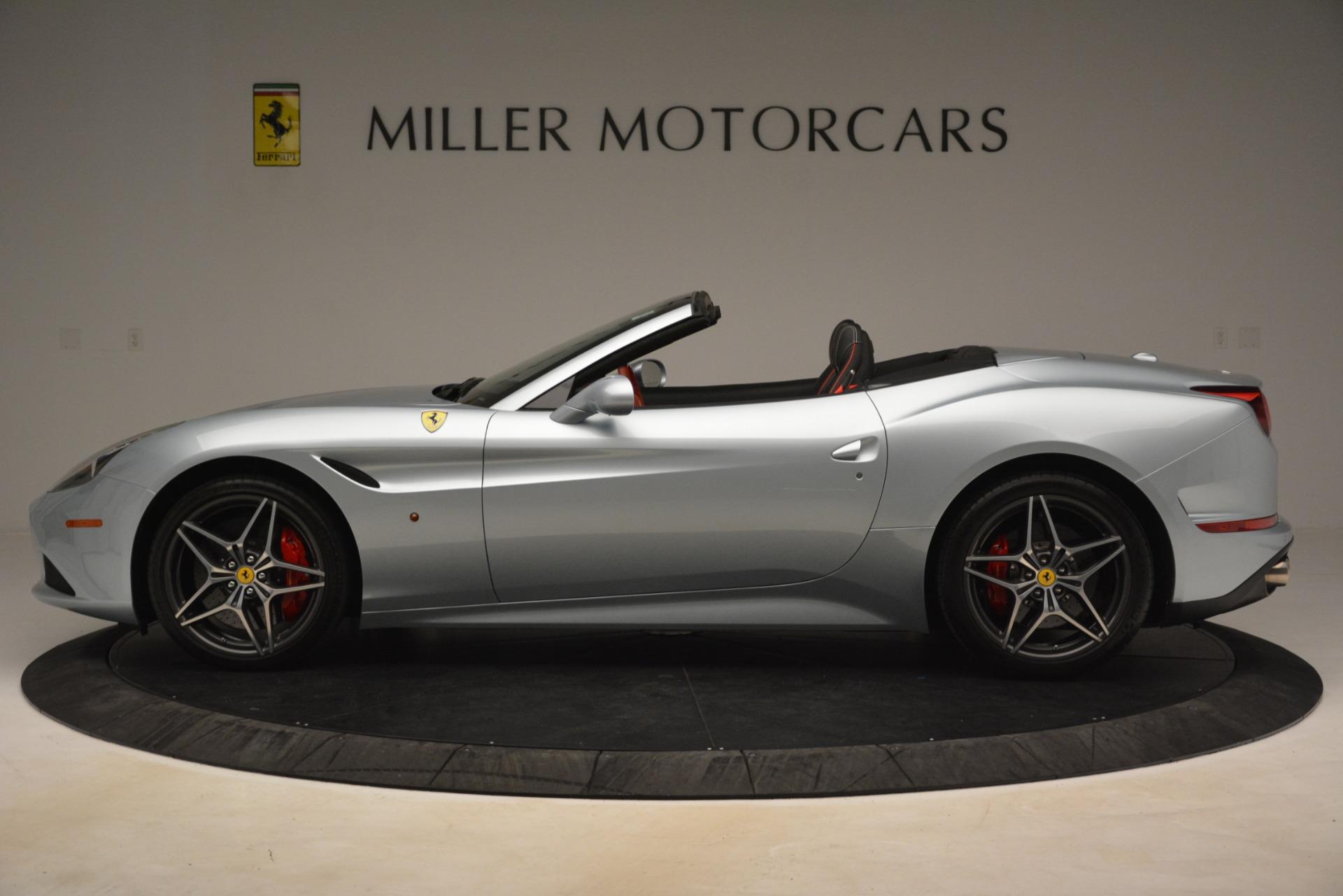 Used 2016 Ferrari California T  For Sale In Greenwich, CT 3224_p3