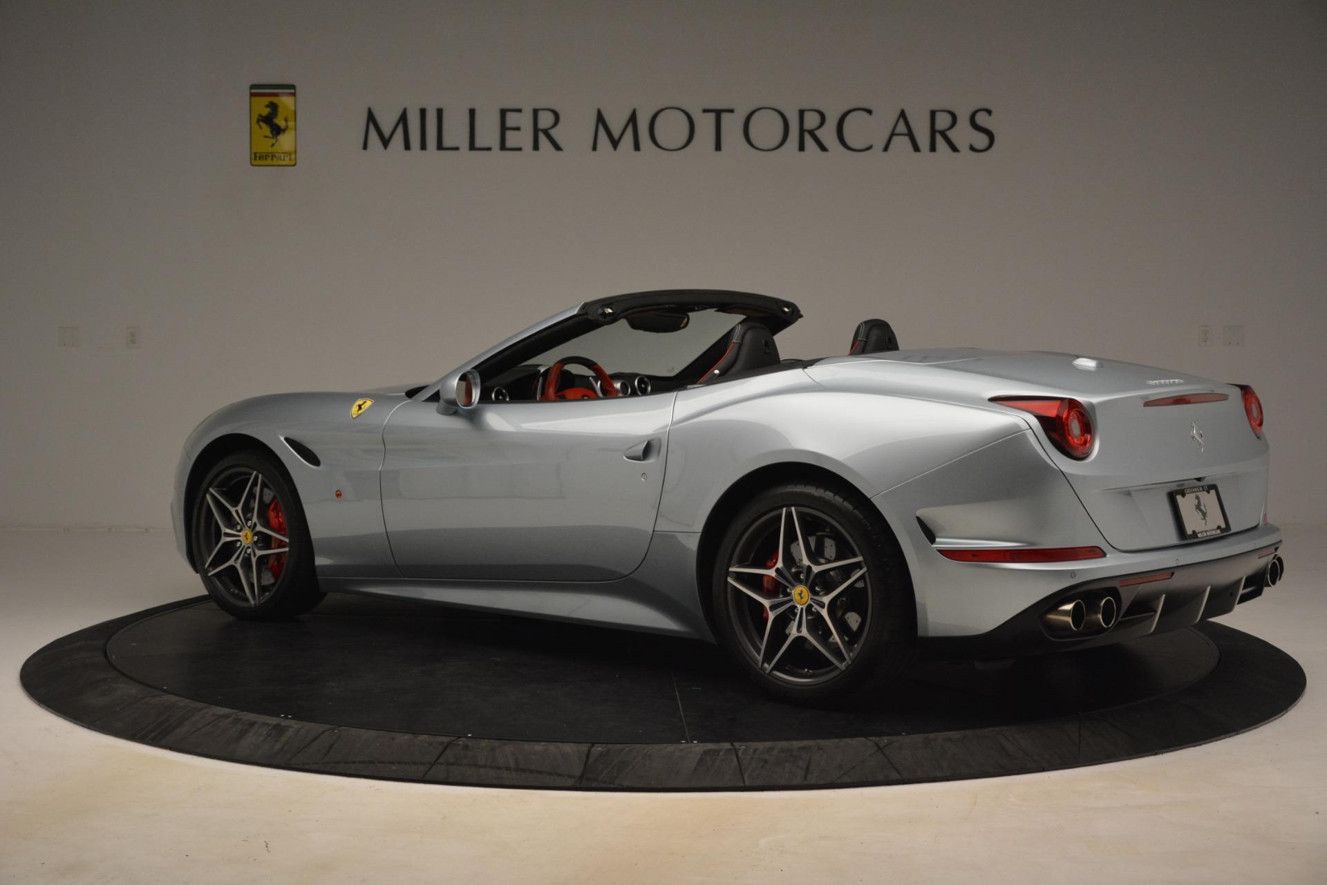Used 2016 Ferrari California T  For Sale In Greenwich, CT 3224_p4