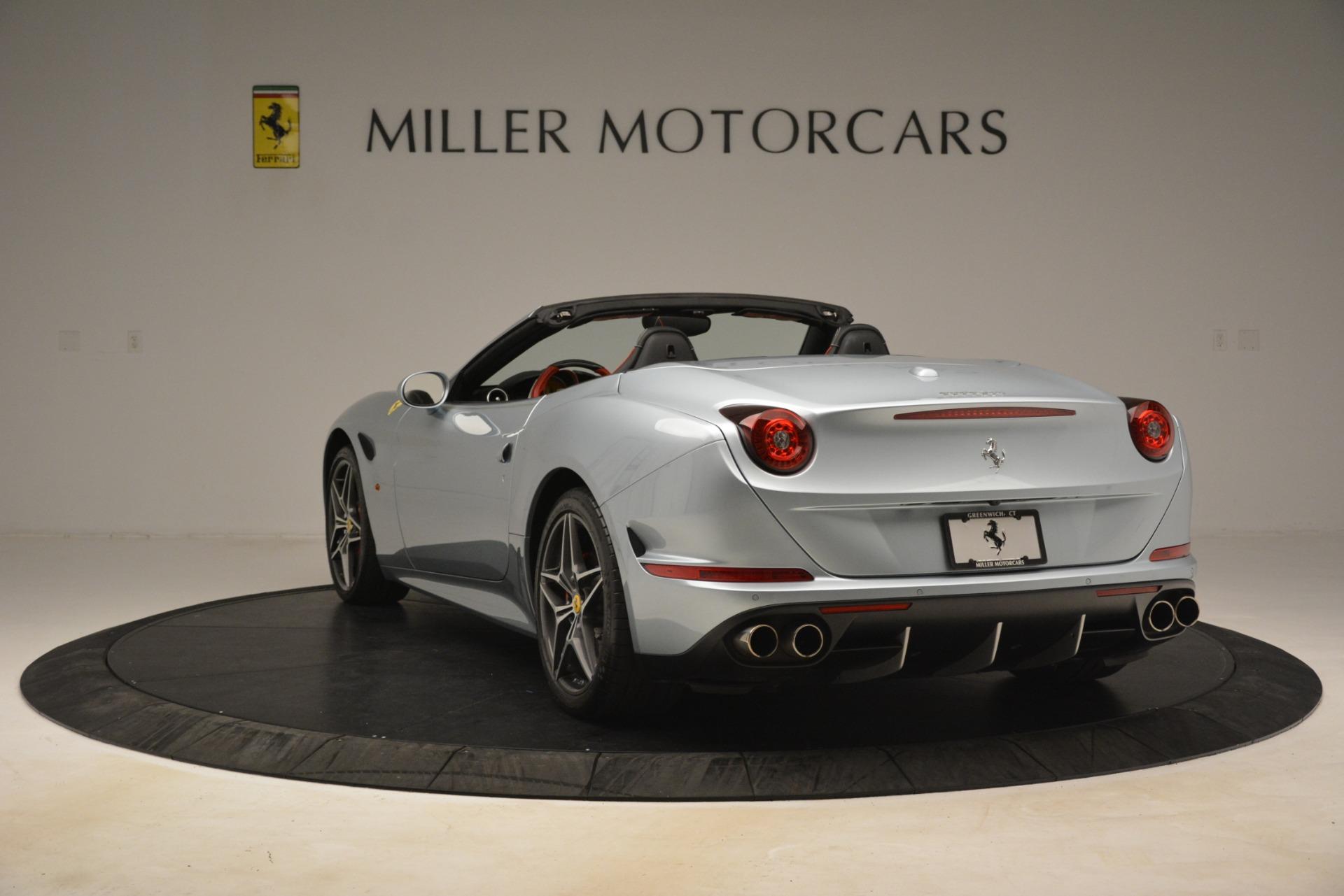 Used 2016 Ferrari California T  For Sale In Greenwich, CT 3224_p5