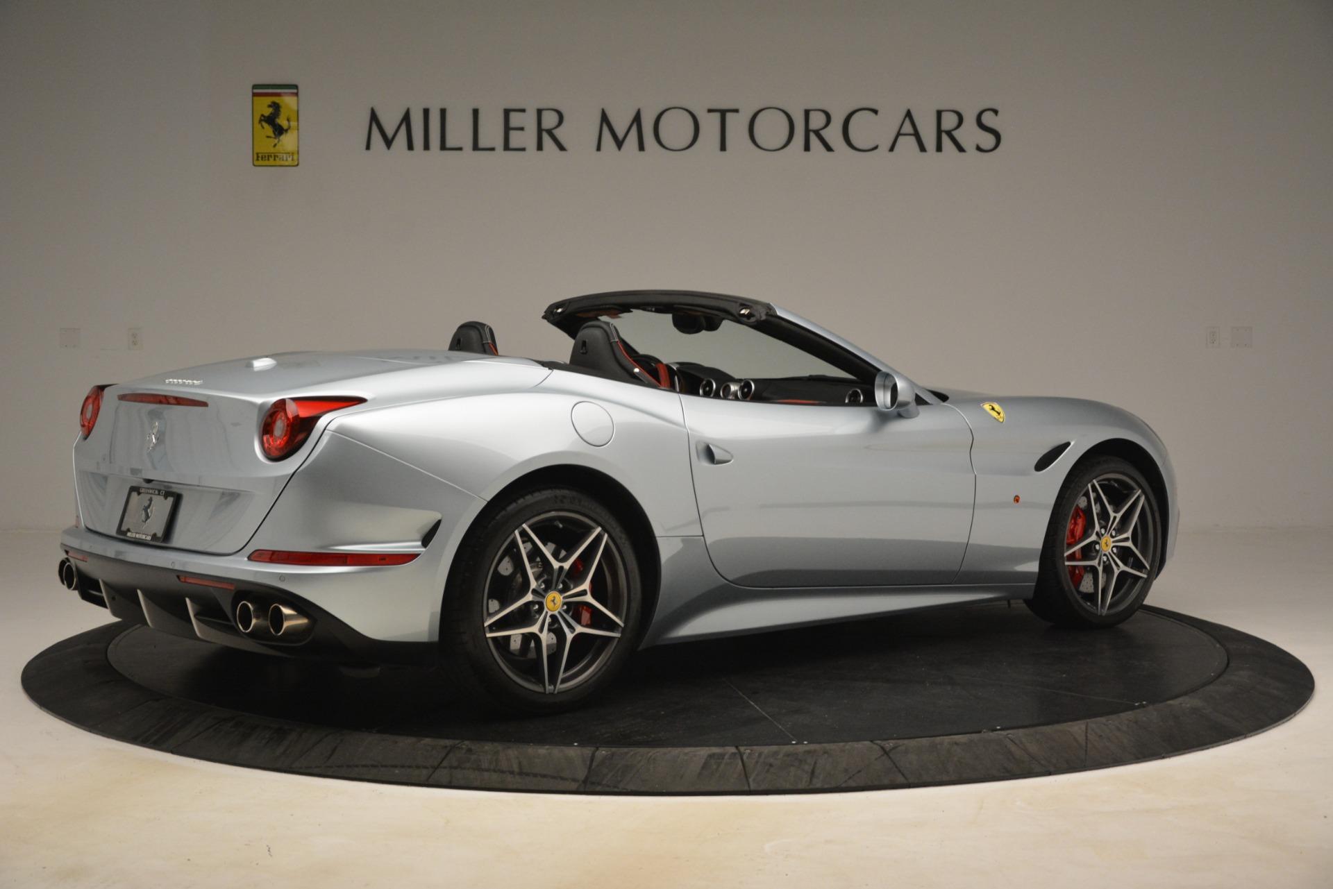 Used 2016 Ferrari California T  For Sale In Greenwich, CT 3224_p8