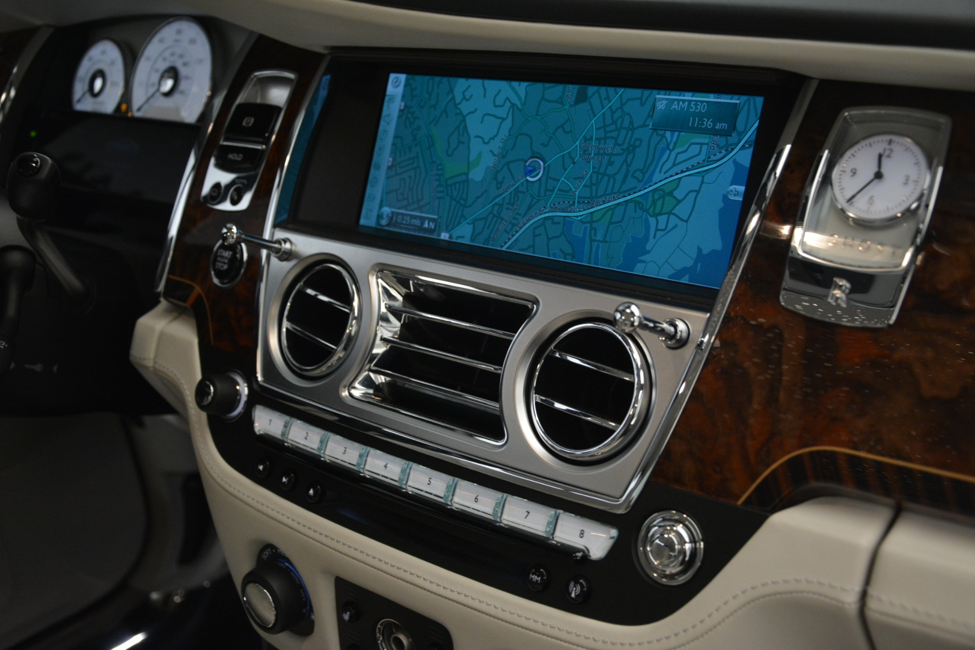 Used 2016 Rolls-Royce Ghost  For Sale In Greenwich, CT 3225_p28
