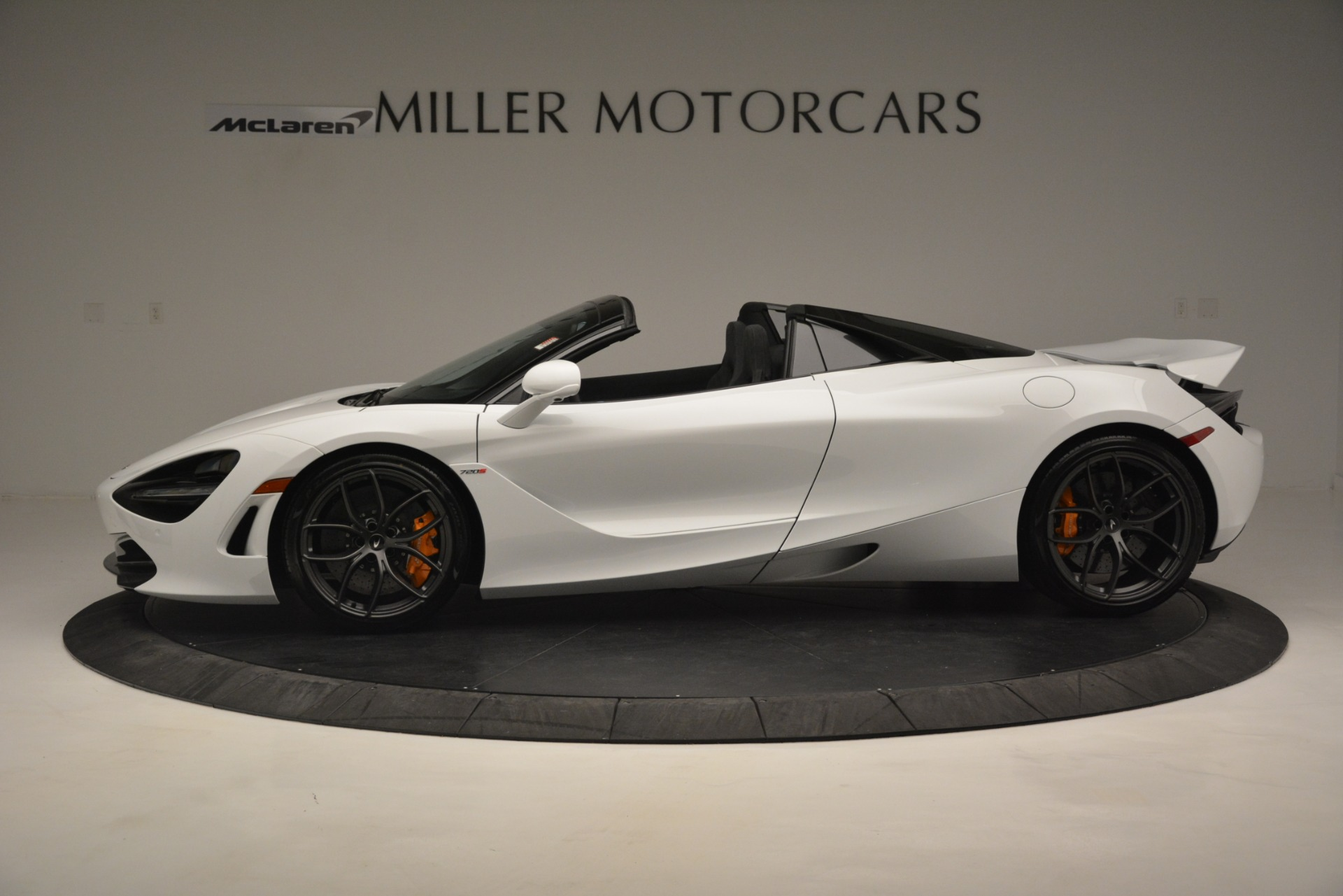 New 2020 McLaren 720S Spider Convertible For Sale In Greenwich, CT 3229_p11