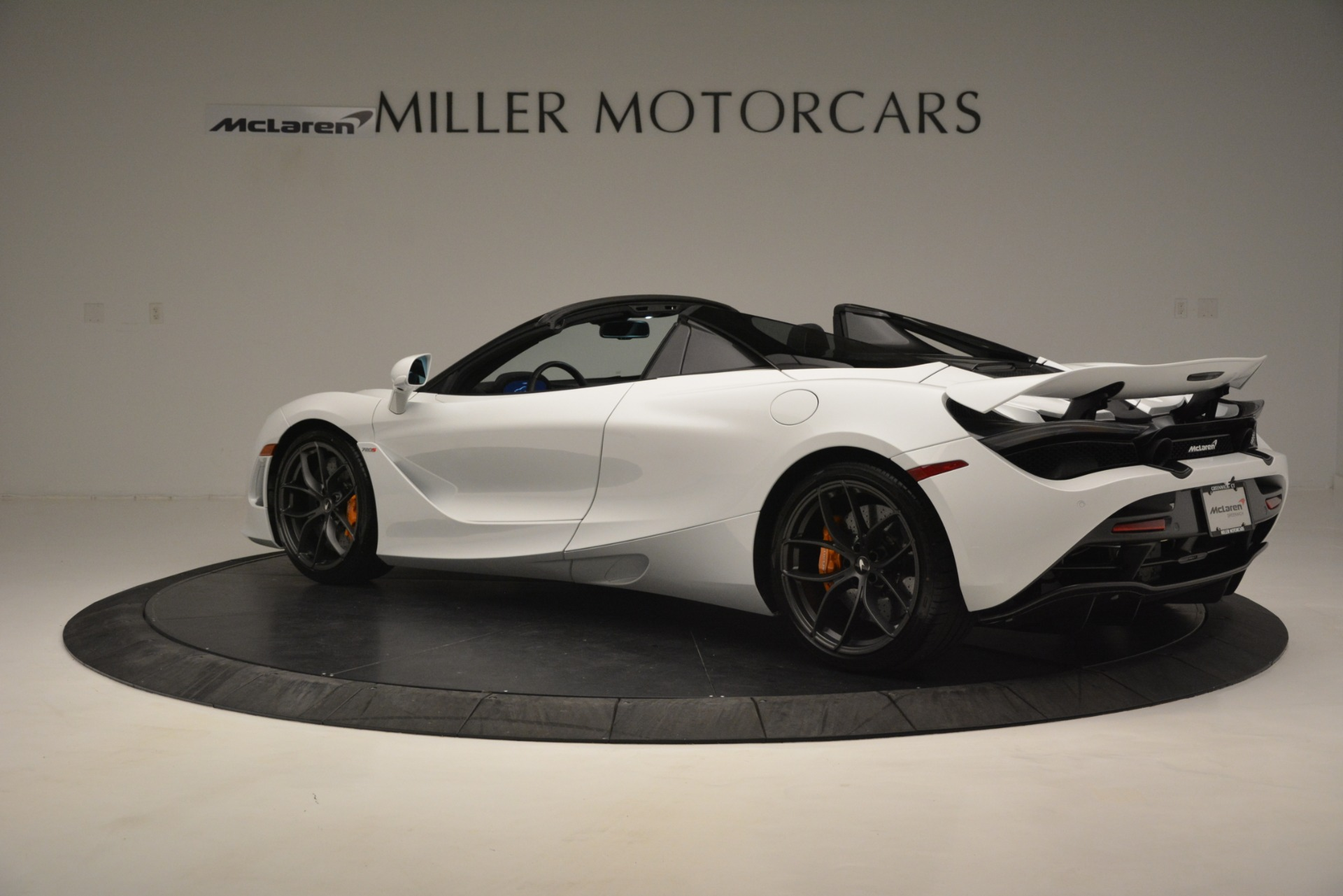 New 2020 McLaren 720S Spider Convertible For Sale In Greenwich, CT 3229_p12