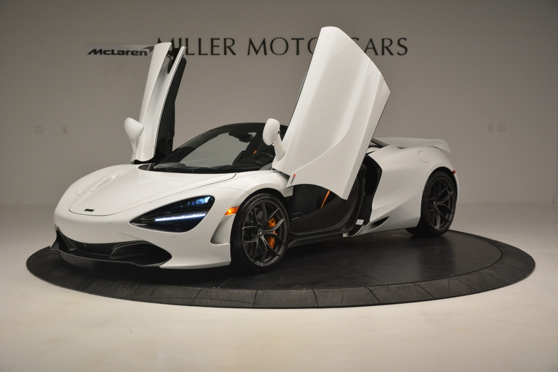 New 2020 McLaren 720S Spider Convertible For Sale In Greenwich, CT 3229_p18