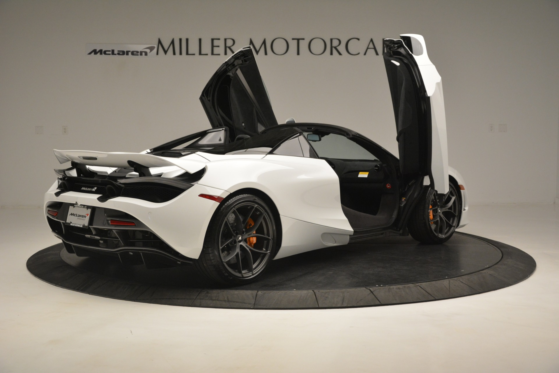 New 2020 McLaren 720S Spider Convertible For Sale In Greenwich, CT 3229_p21
